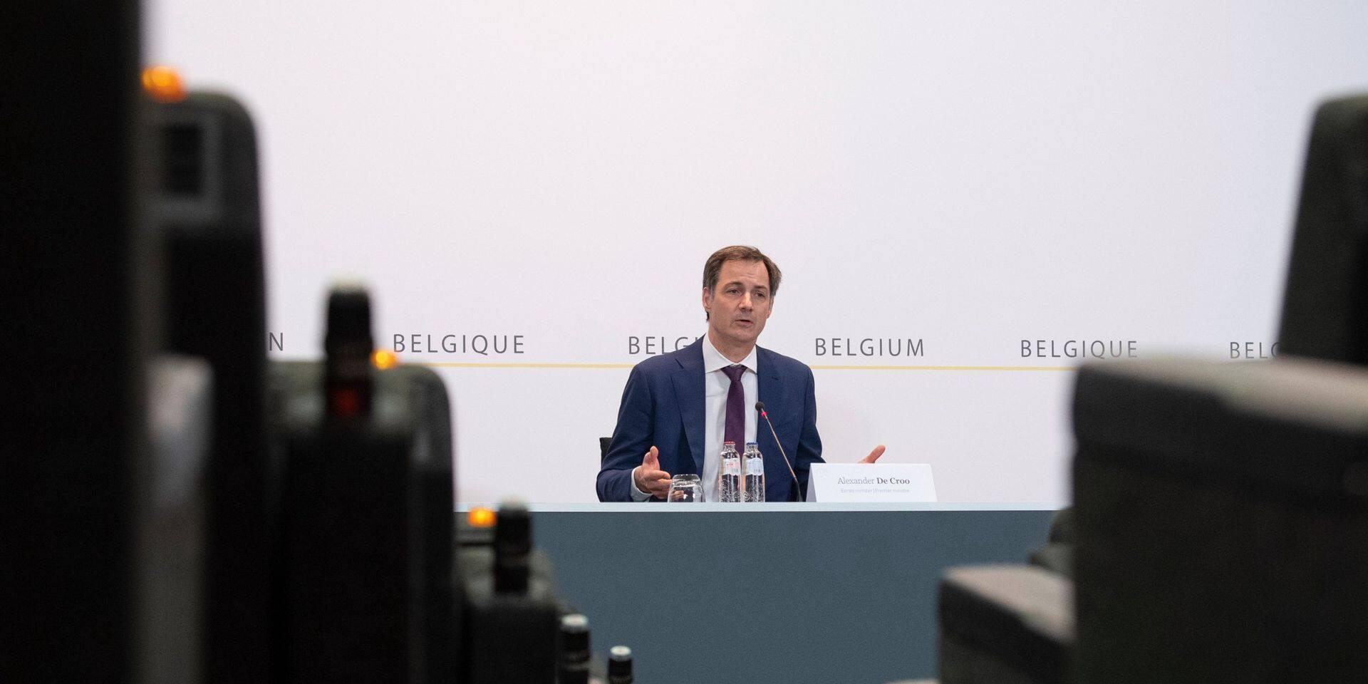 Vers un reconfinement des Belges? Ce qui figure au menu des discussions du Comité de concertation