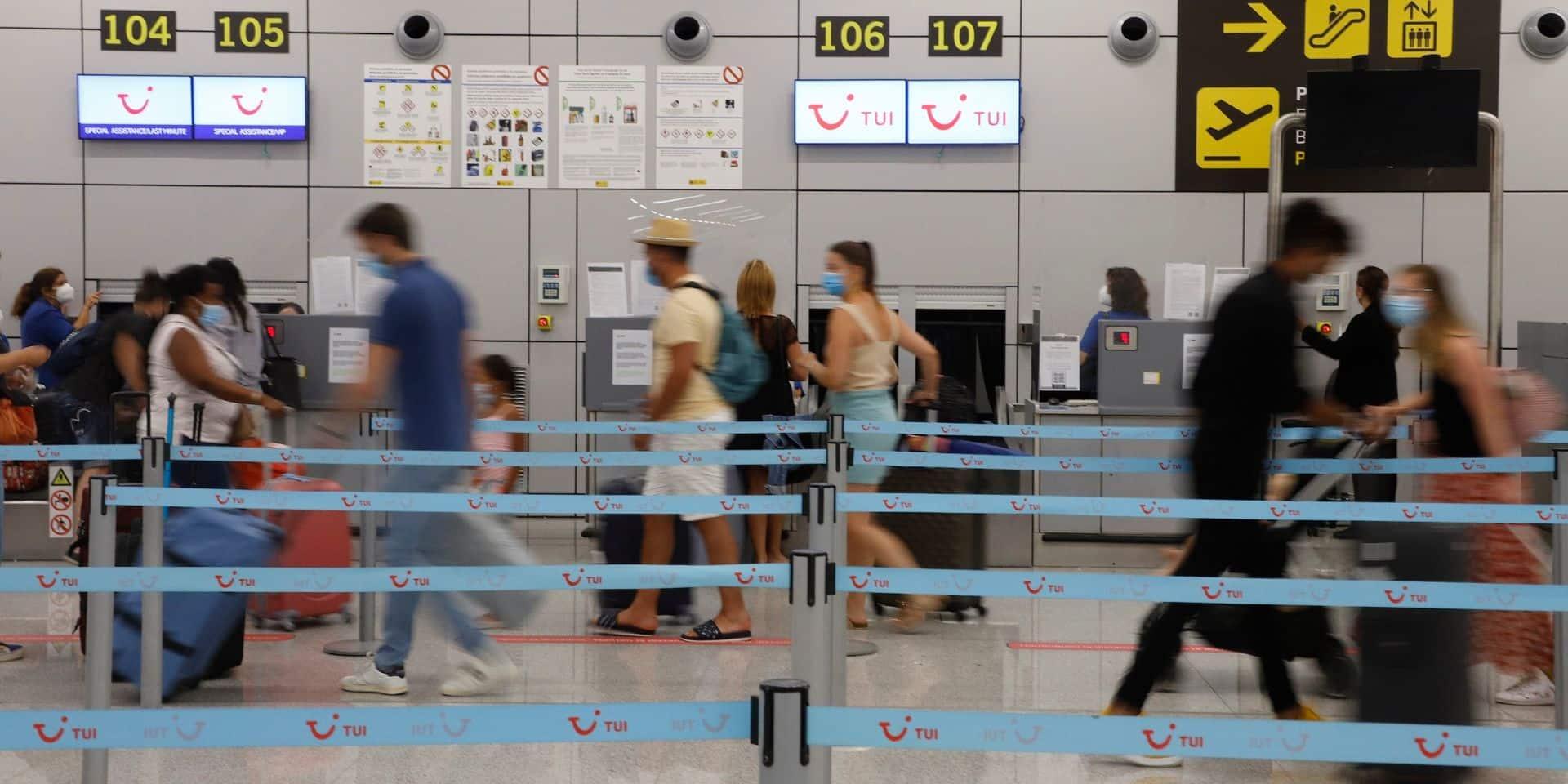 Plusieurs destinations touristiques espagnoles et françaises passent en zone rouge