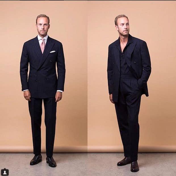 6b3e55aae03 Les nouveaux codes pour hommes   comment porter le costume pour ...