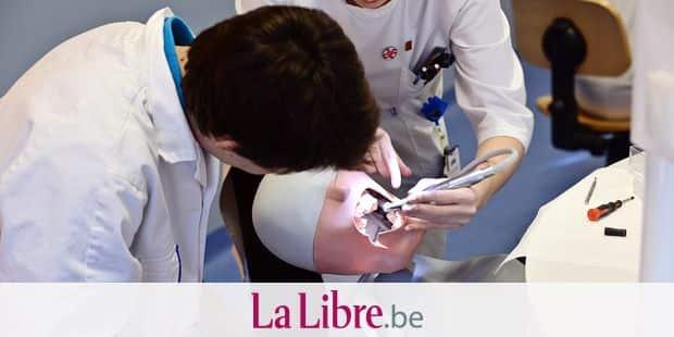 UCL enseignement universitaire université supérieur étudiant laboratoire étude professeur médecine scientifique dentiste dentisterie dent cours