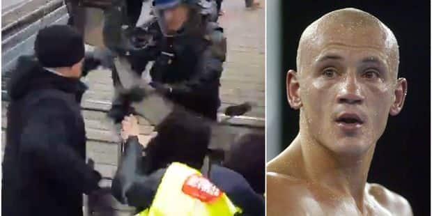 «Je ne suis pas fier de moi » à dit le boxeur de gendarmes !