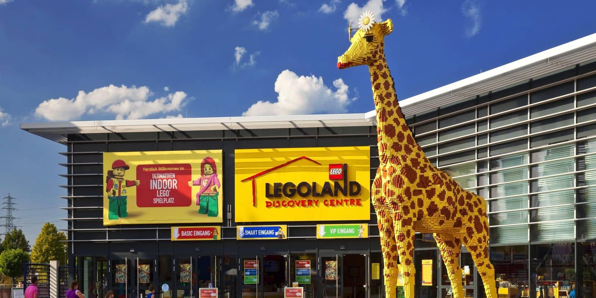 Un Legoland à Bruxelles, un autre à Charleroi