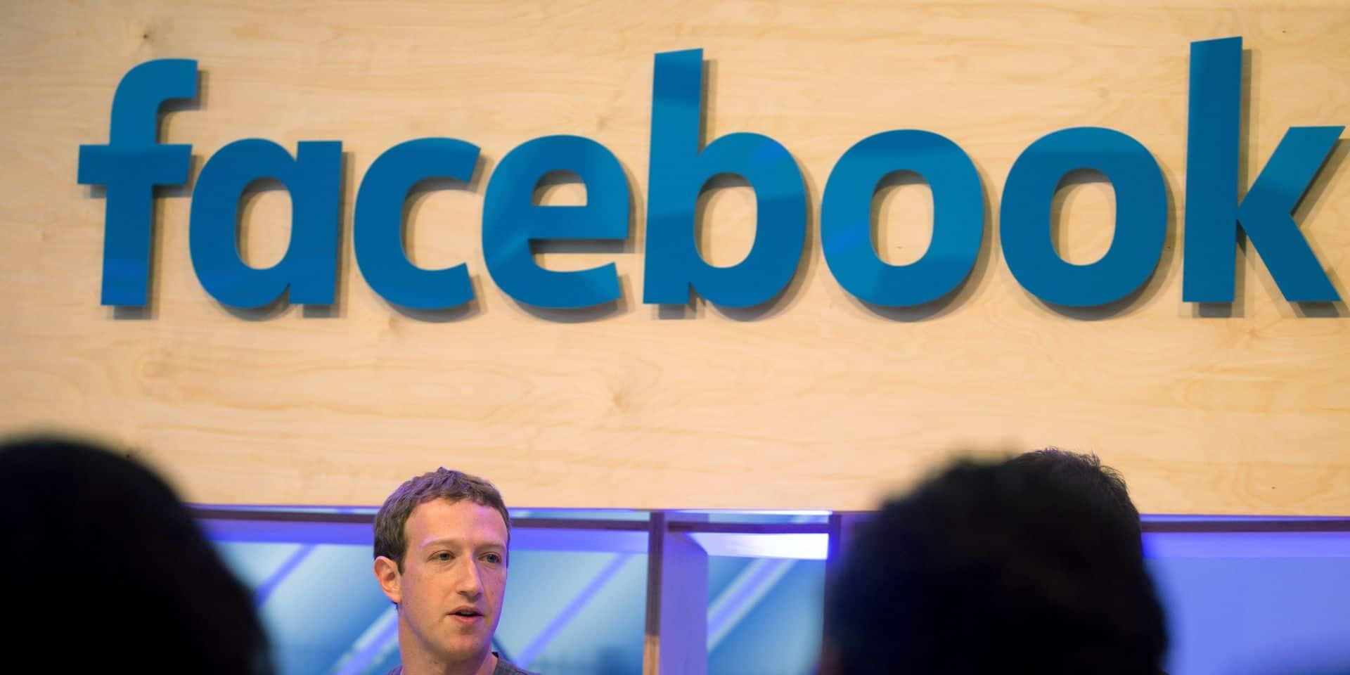 Facebook sera notifié aujourd'hui du sort que lui réserve Washington concernant la protection de données personnelles