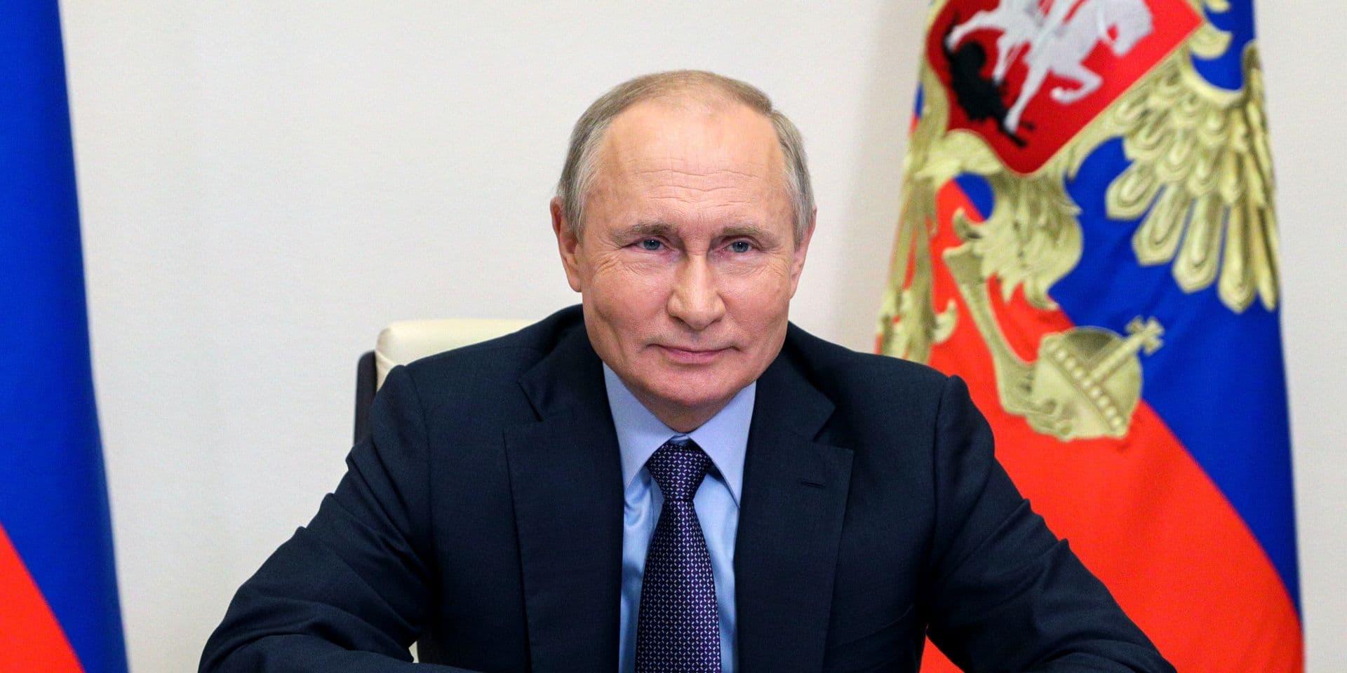 Poutine inaugure une usine de traitement de gaz à plus de 11 mds EUR près de la Chine
