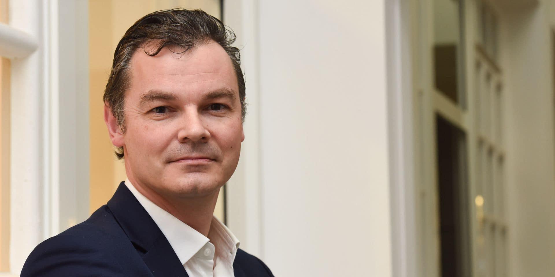 Guillaume Beuscart, CEO de Mestdagh