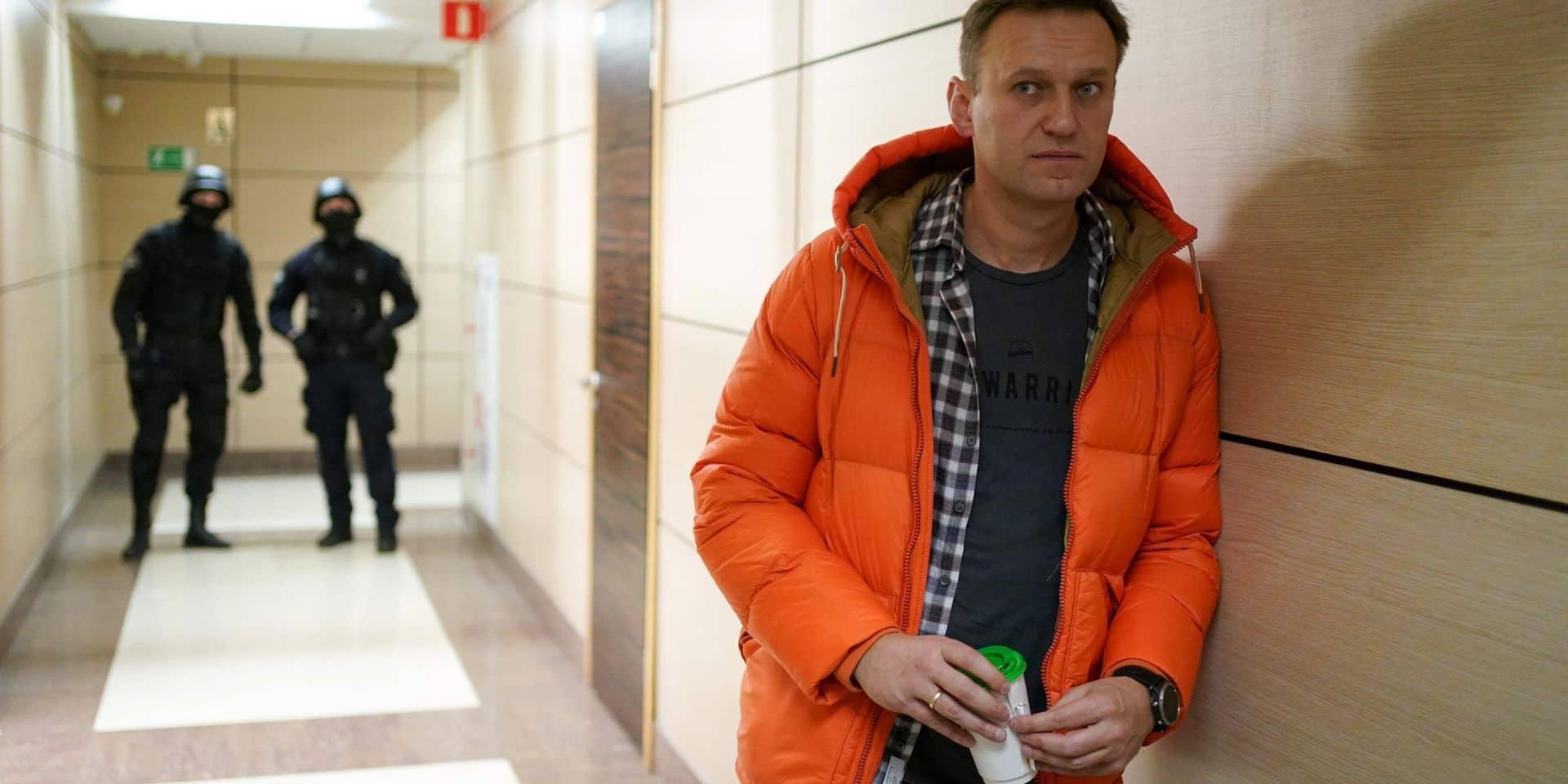 Navalny: des laboratoires français et suédois confirment l'empoisonnement au Novitchok