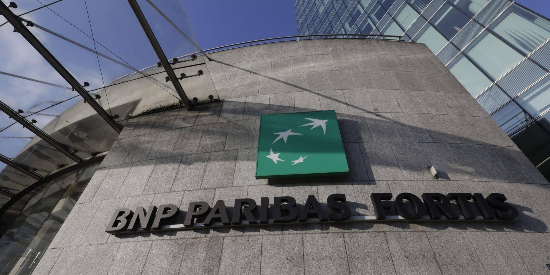 Prêts hypothécaires: BNPP Fortis fait un petit geste