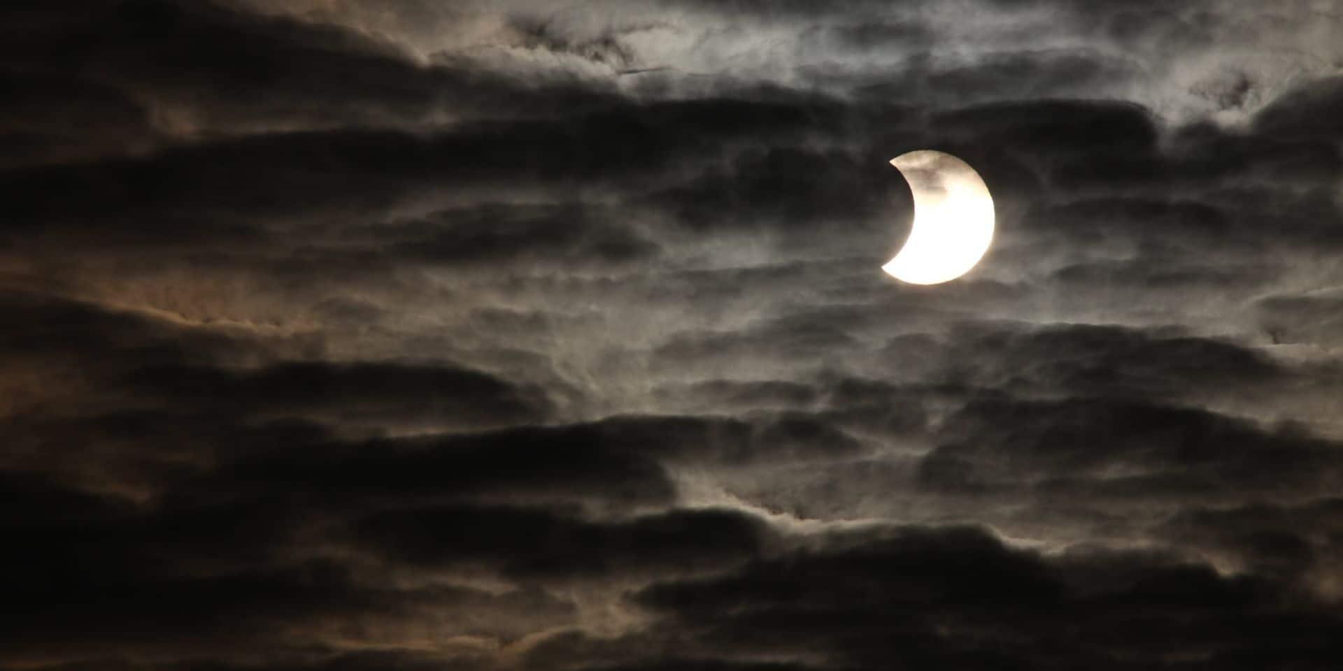Une éclipse solaire partielle pourra être admirée dans notre ciel le 10 juin