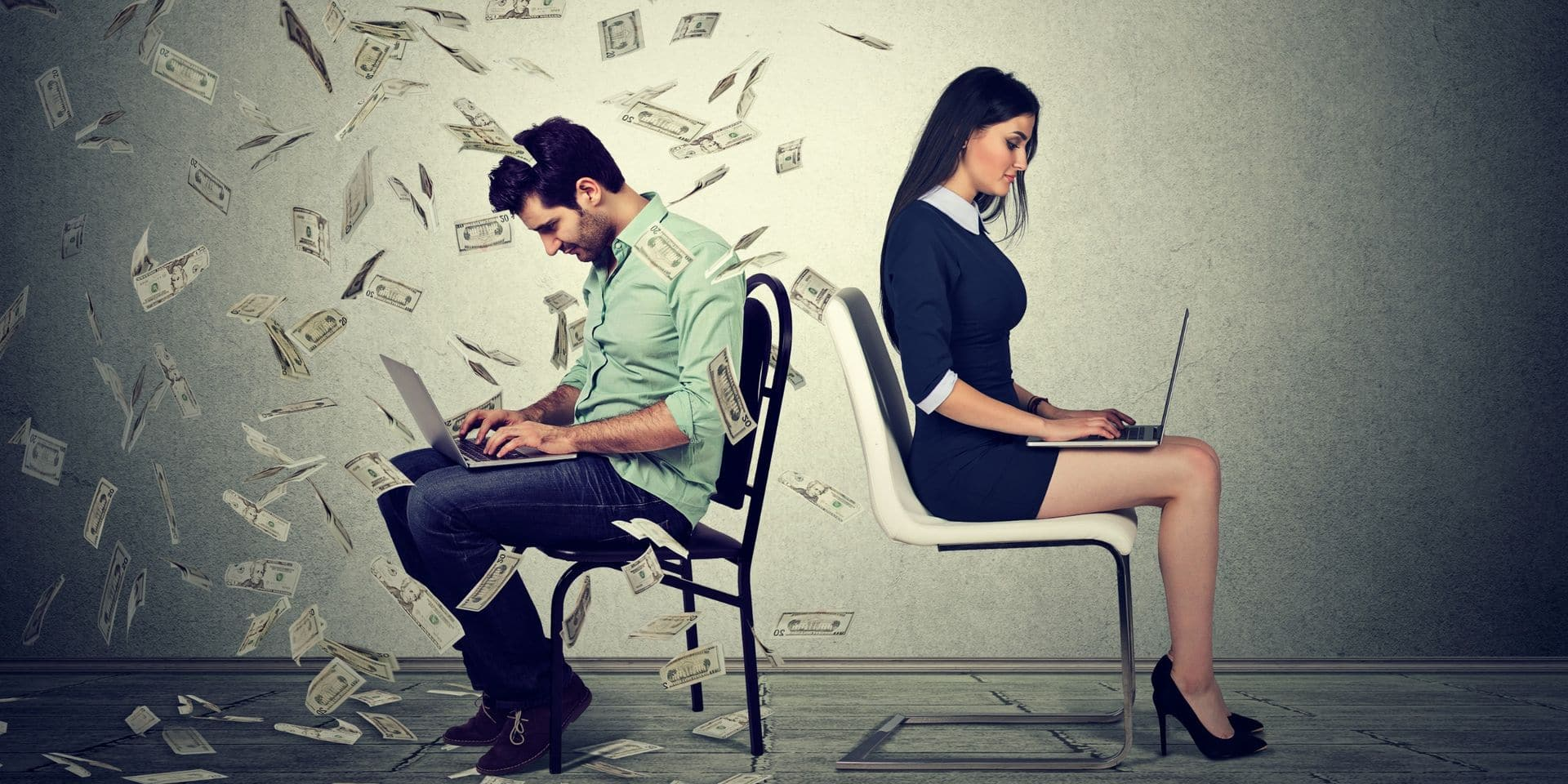 Salaires hommes-femmes: la Belgique pointée du doigt