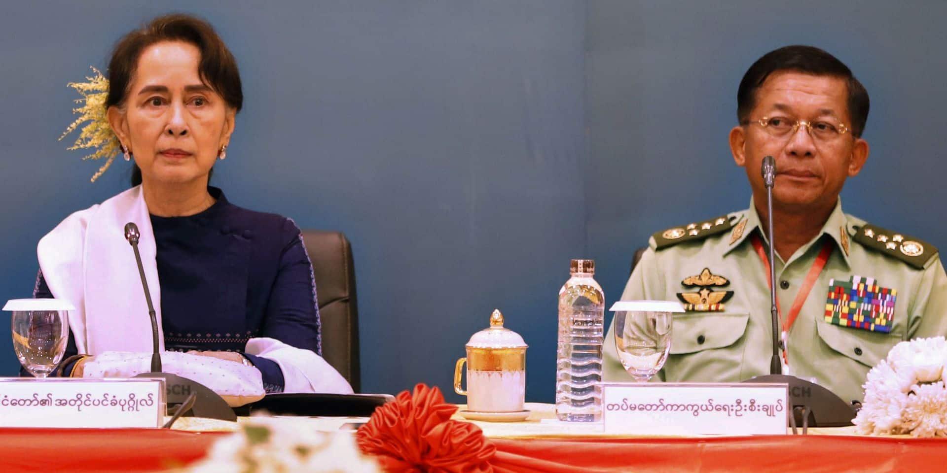 En Birmanie, un coup d'Etat qui va brouiller les liens avec les pays occidentaux mais resserrer ceux avec la Chine