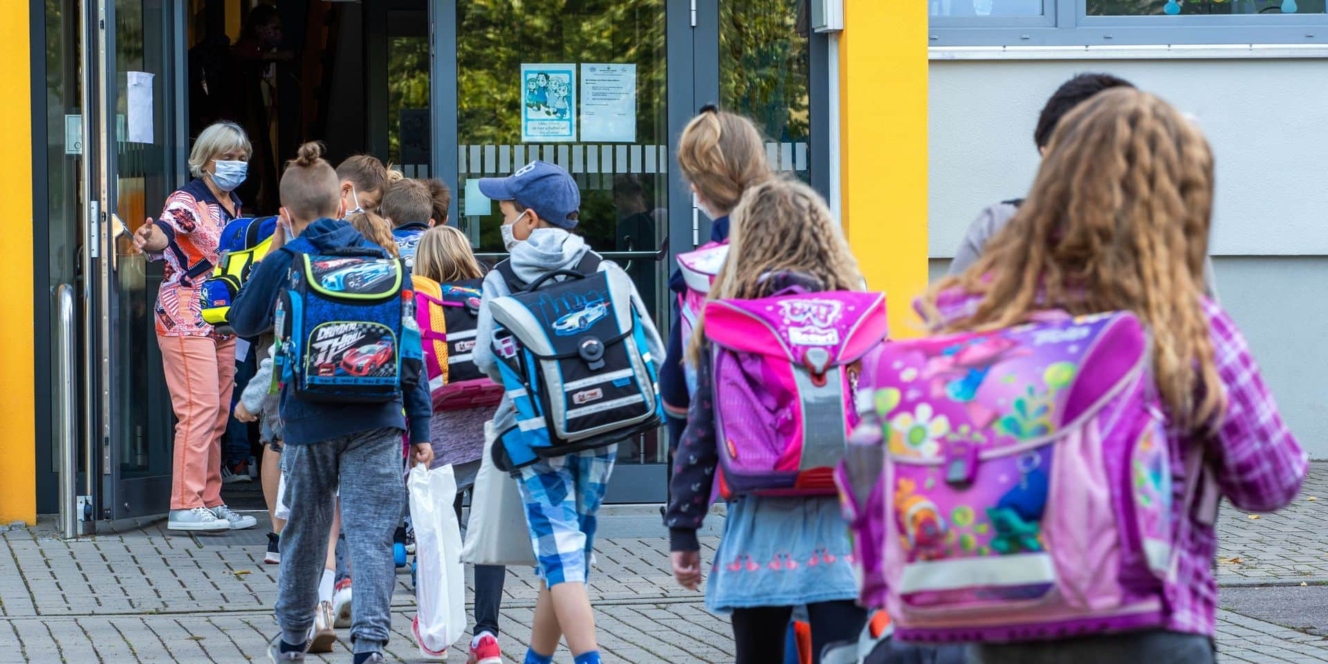 Start of school in Mecklenburg-Western Pomerania
