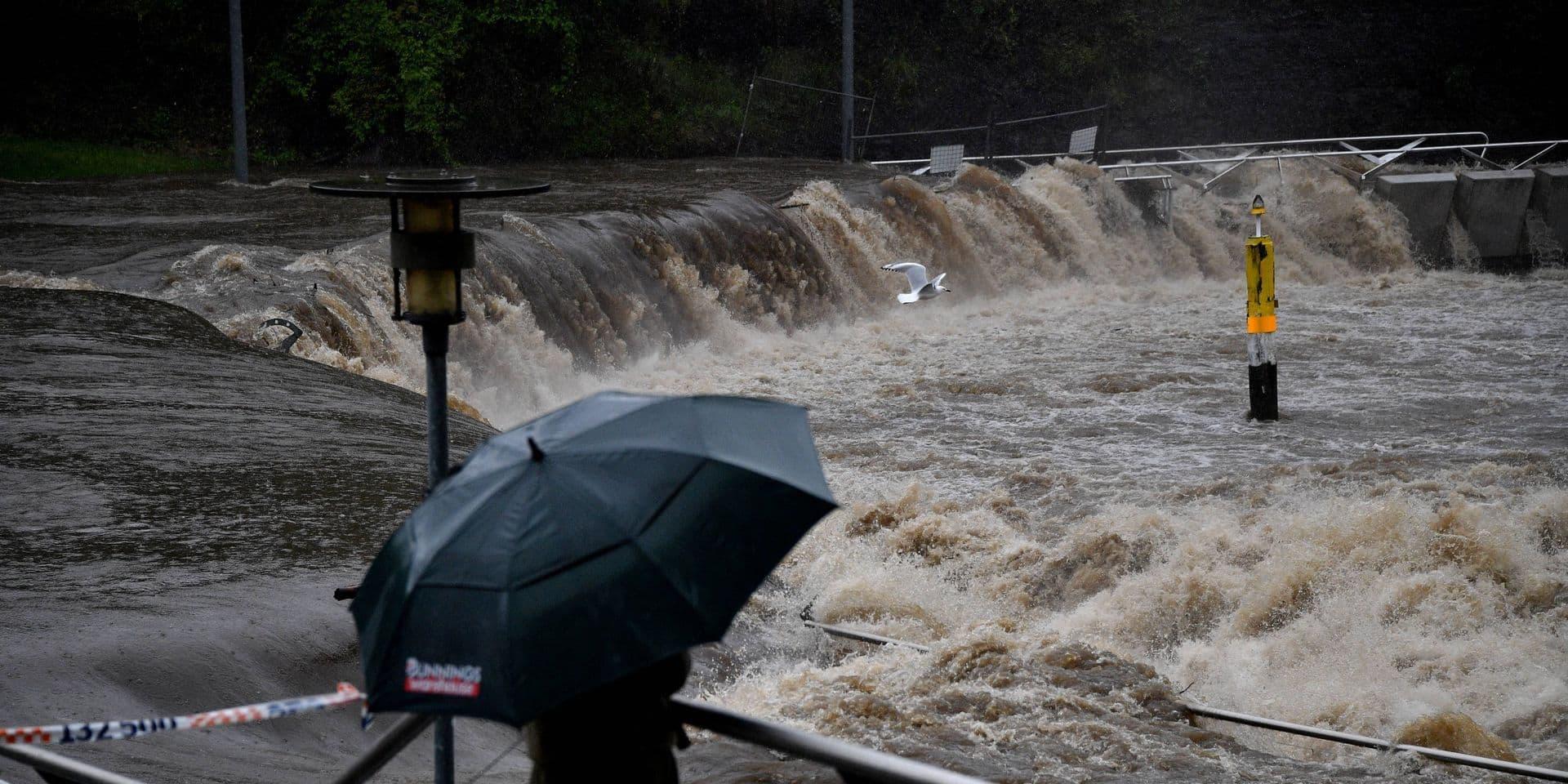 Sydney s'attend à ses pires inondations depuis des décennies