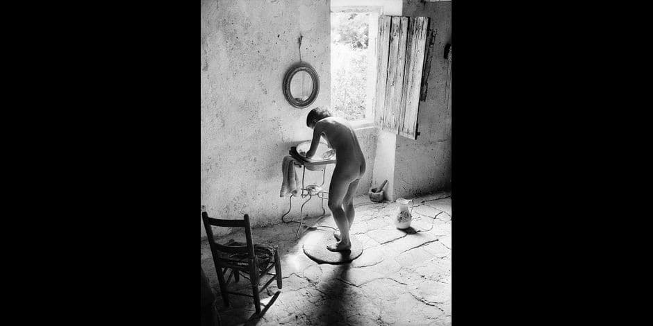Willy Ronis dans le Lubéron