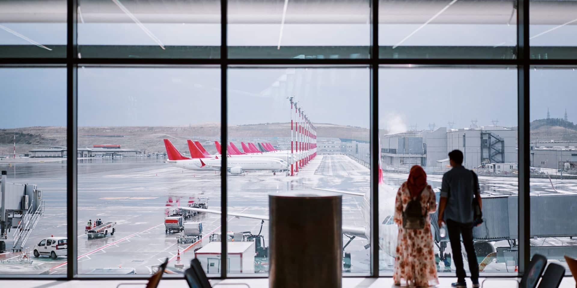 Istanbul devient premier aéroport d'Europe, doublant Londres, Paris, Amsterdam et Francfort