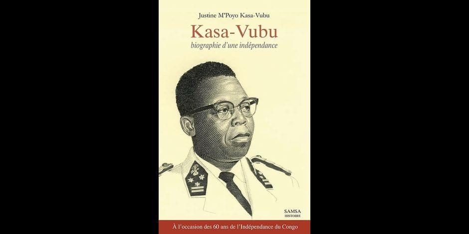 En librairie: Joseph Kasa-Vubu, premier Président du Congo