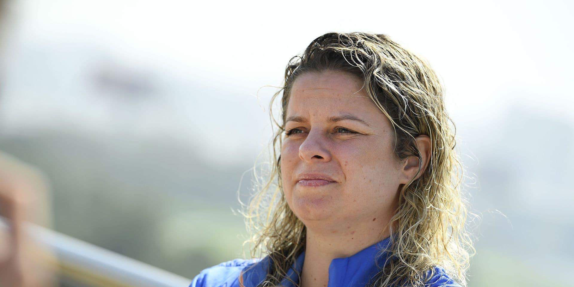 Kim Clijsters a les moyens de ses ambitions
