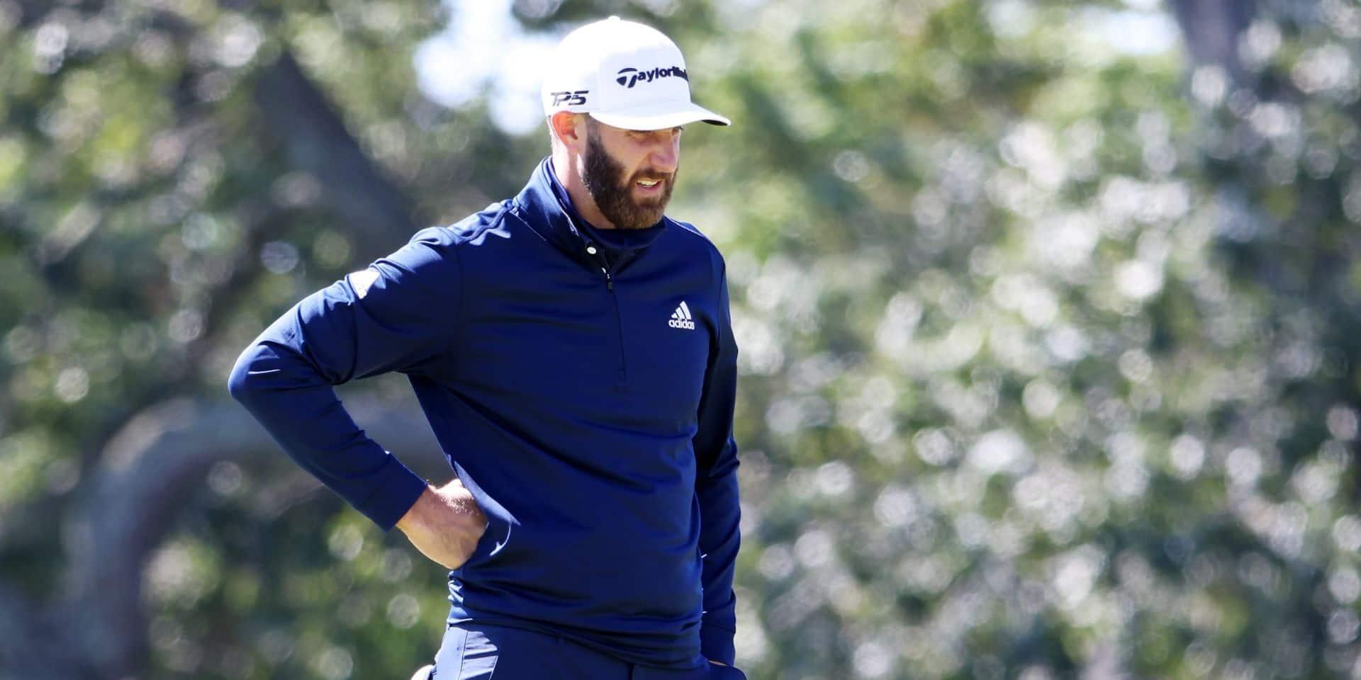 Golf: le N.1 mondial renonce à un deuxième tournoi pour cause de Covid-19