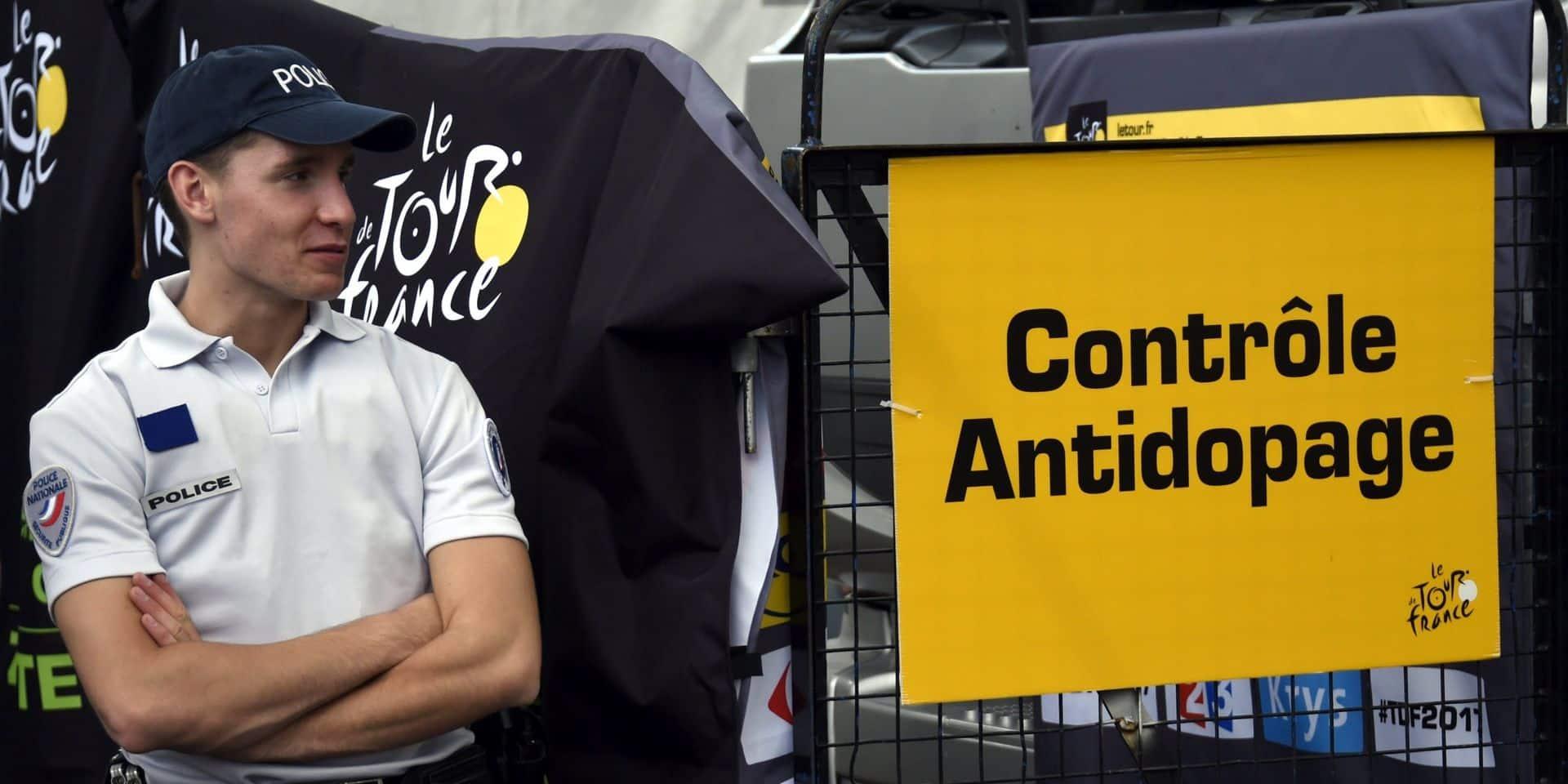 De nouvelles analyses d'échantillons des éditions 2016 et 2017 du Tour de France