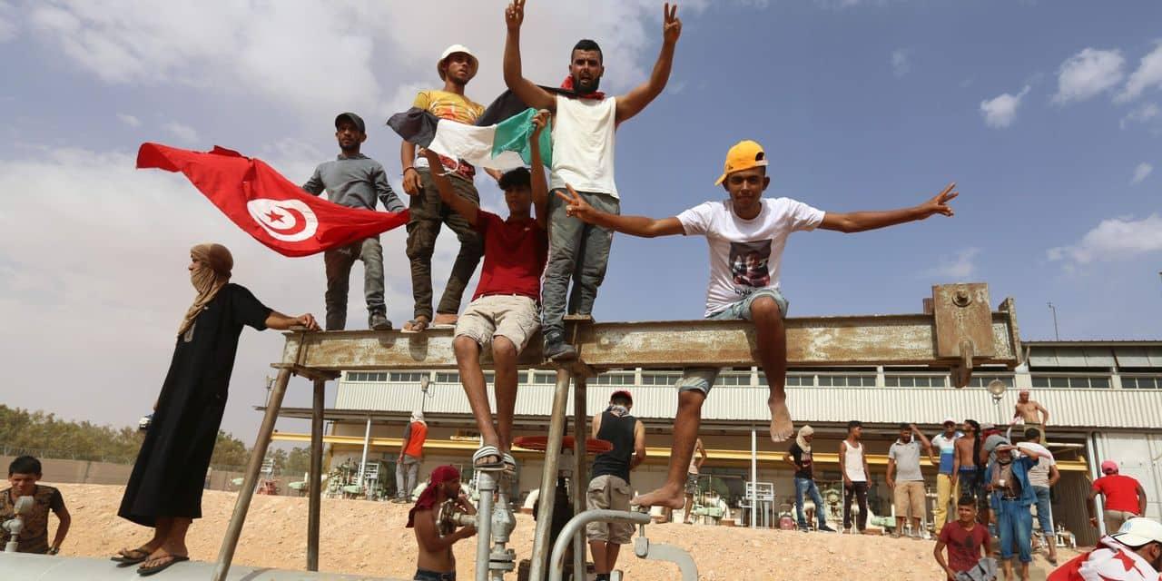 Au lendemain de la démission du Premier ministre Elyas Fakhfakh, des manifestants ont bloqué jeudi dernier un important pipeline sur le site d'El Kamour, dans la province de Tataouine. Ils réclament des emplois et le développement de cette région défavorisée du sud du pays.