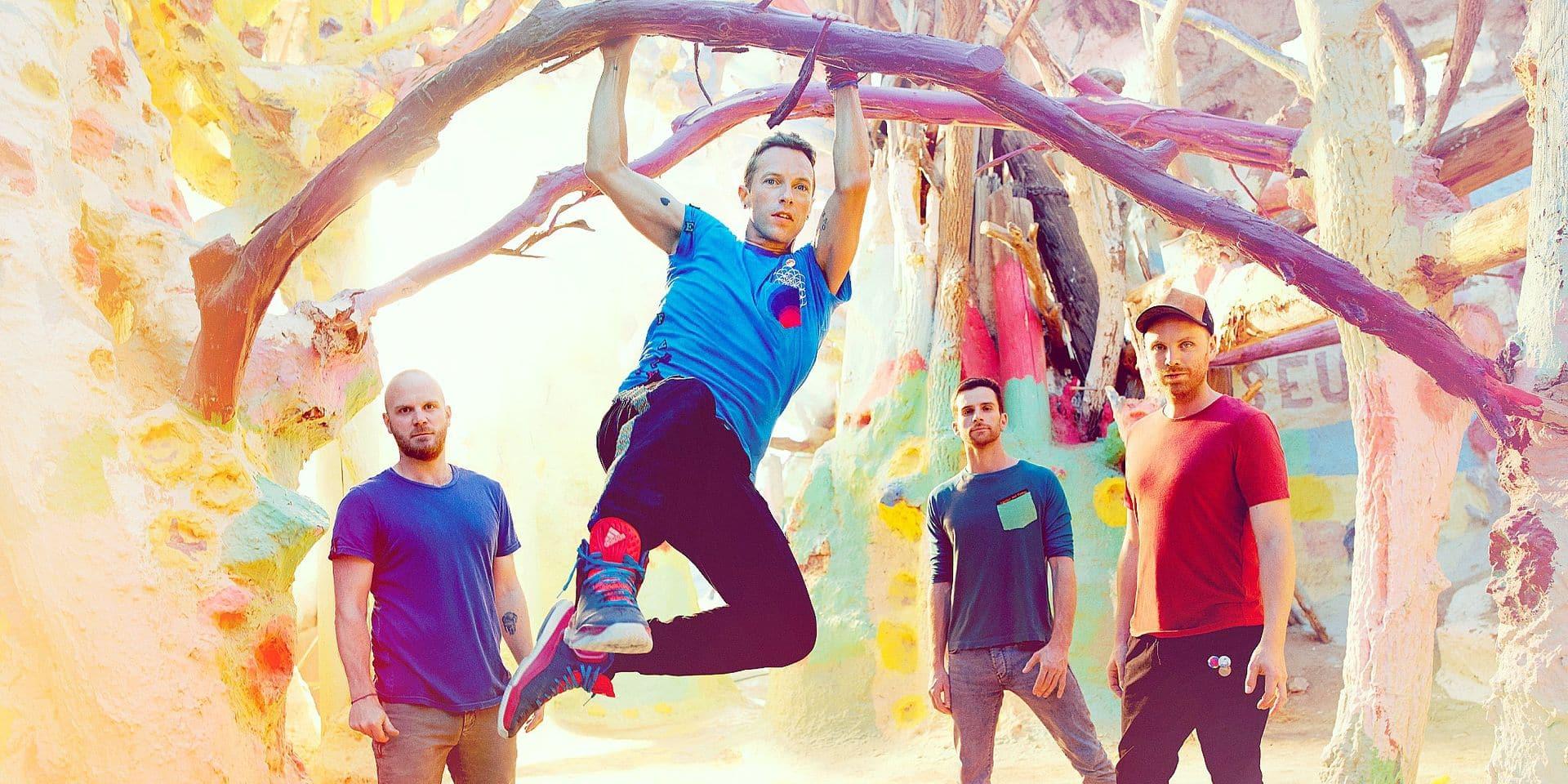 Coldplay: A Head Full of Dreams (2018) - filmstill