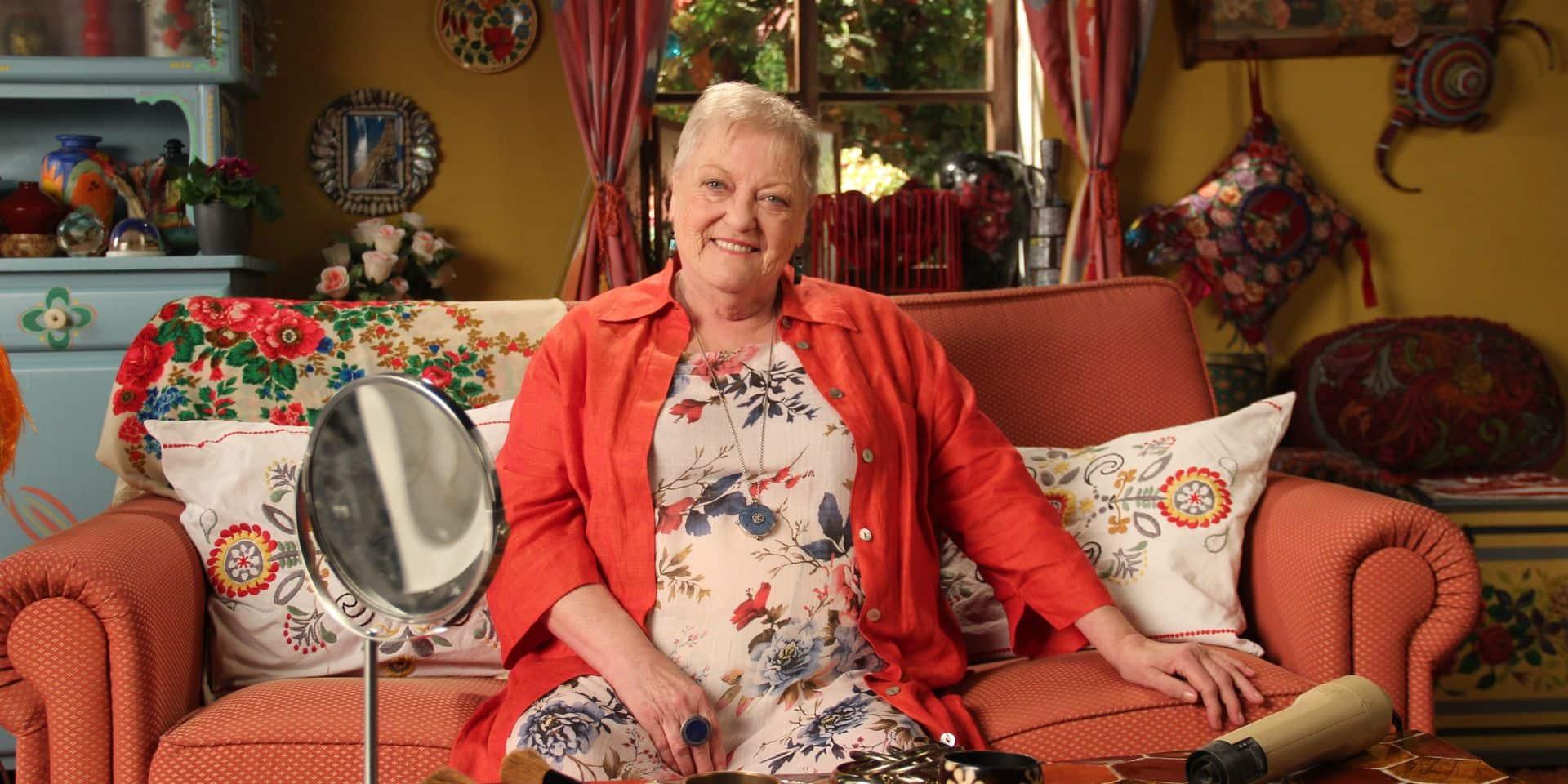 """Viviane De Muynck : """"Grâce à ma grand-mère, je n'ai jamais eu peur de vieillir"""""""