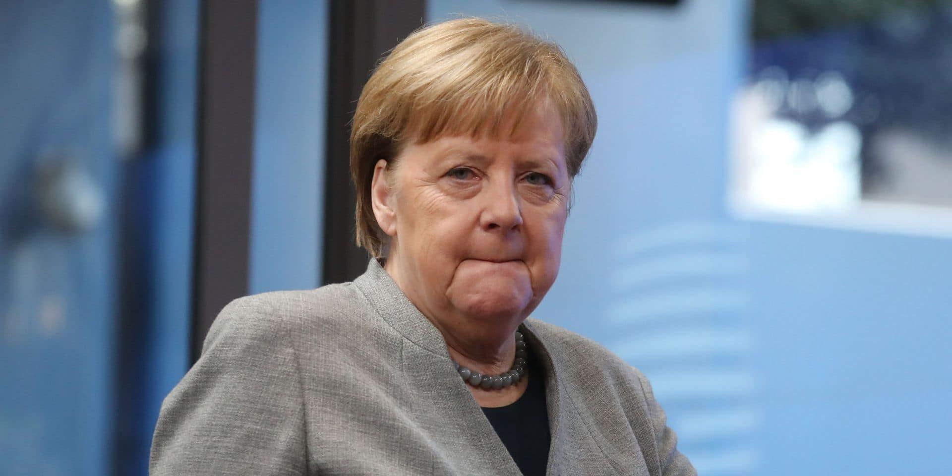 L'Allemagne prévoit un plan d'aide économique de 822 milliards d'euros pour faire face aux conséquences du coronavirus
