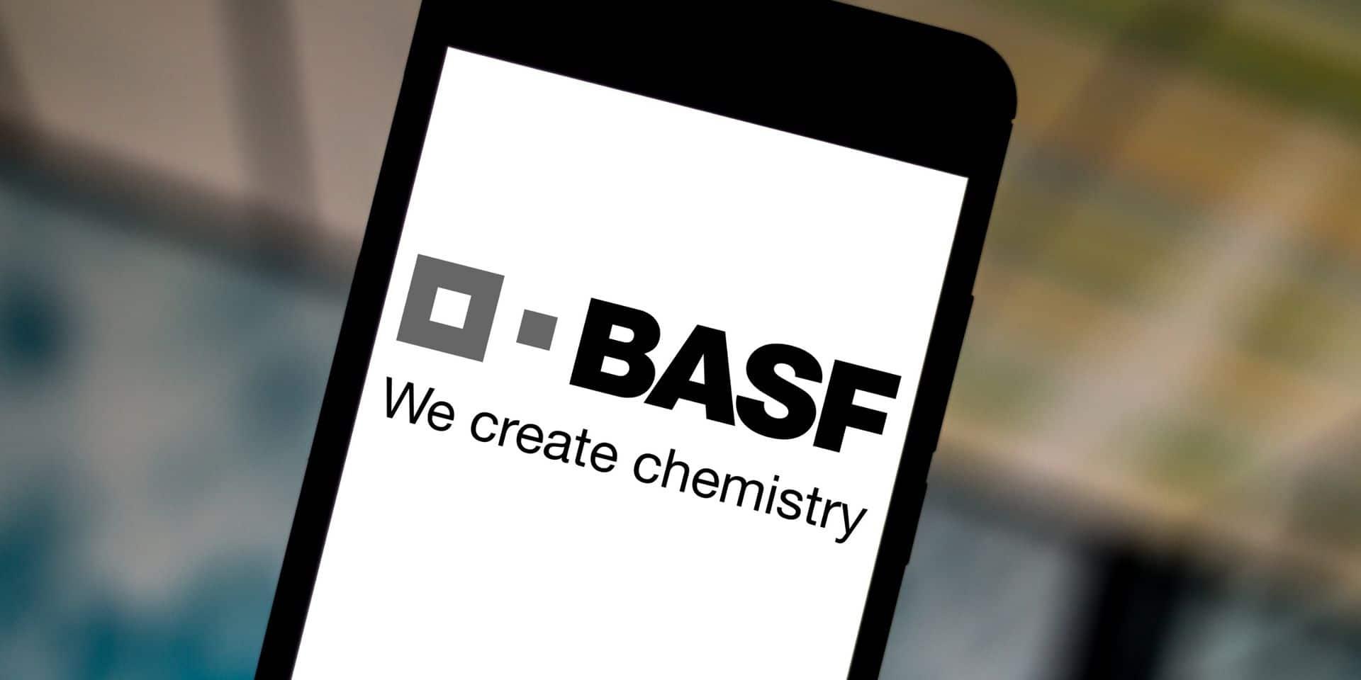 Coronavirus: BASF renonce à ses objectifs 2020