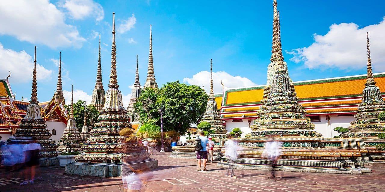 Voyage en Thaïlande, du toit de Bangkok aux îles du sud
