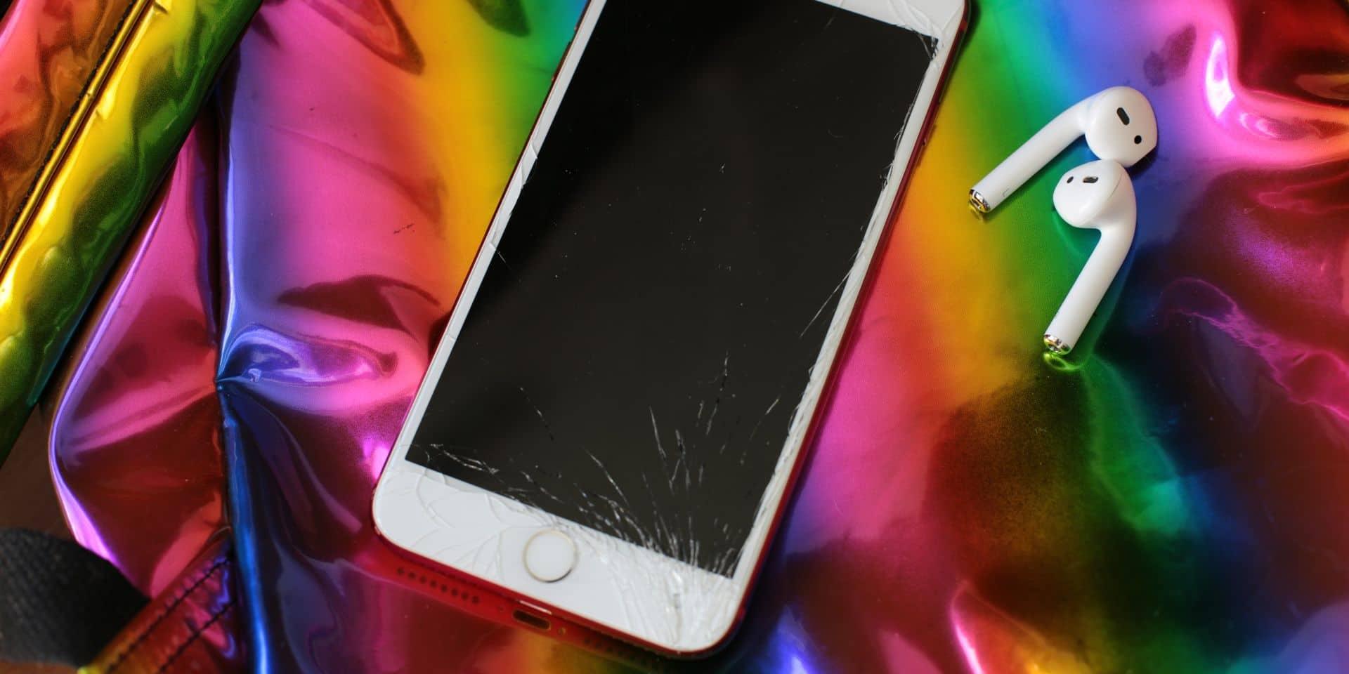Le site de Swappie permet aussi de vendre son iPhone après une évaluation et la réception d'un bon d'envoi.
