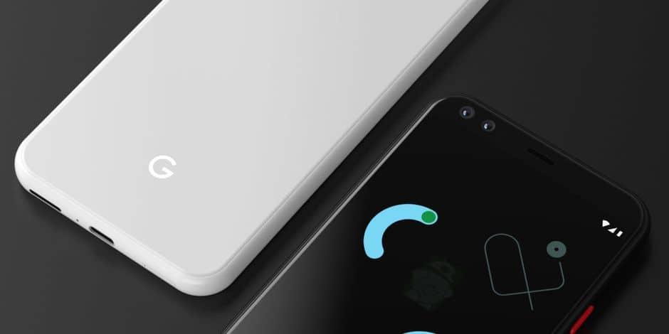 Google se focalise sur une nouvelle gamme de smartphone et lance Pixel 4