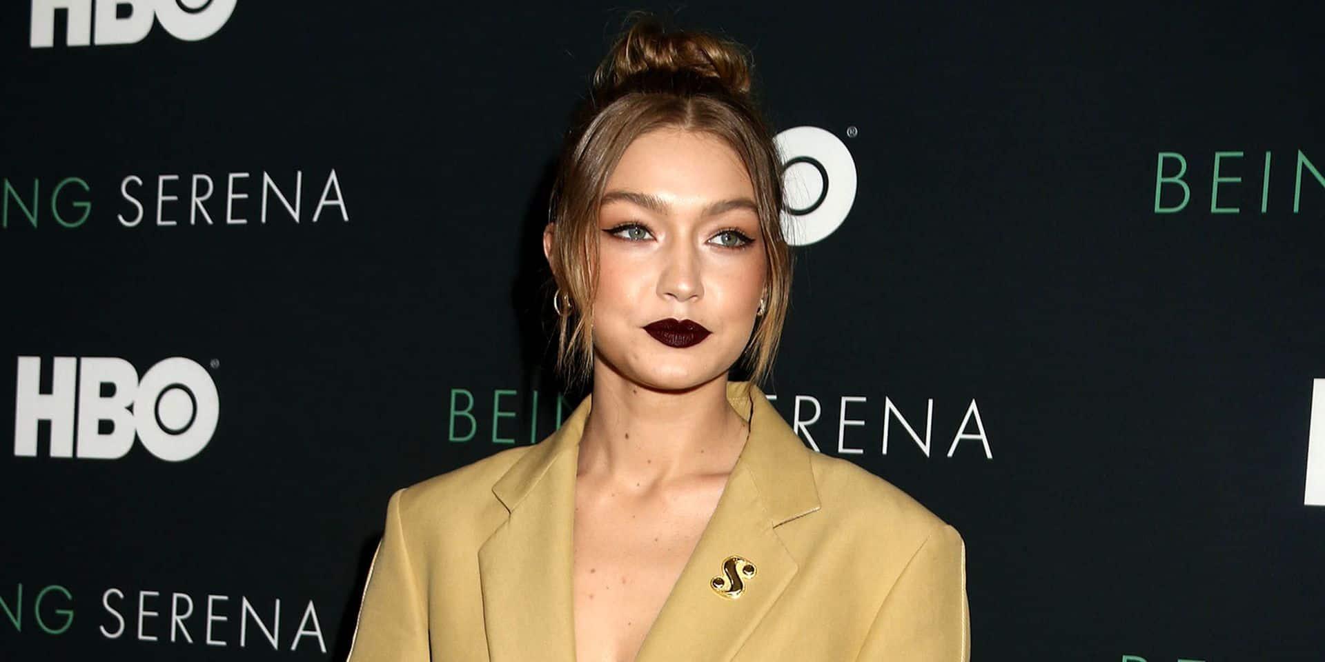 "Accusée de ""blackface"", Gigi Hadid présente ses excuses"