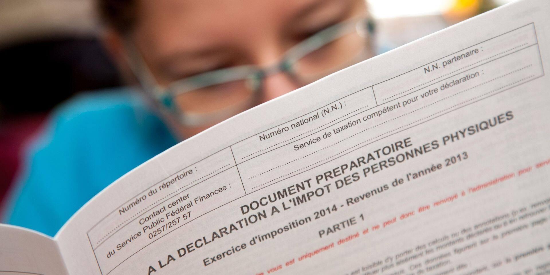Une enquête est ouverte sur la déclaration d'impôts simplifiée