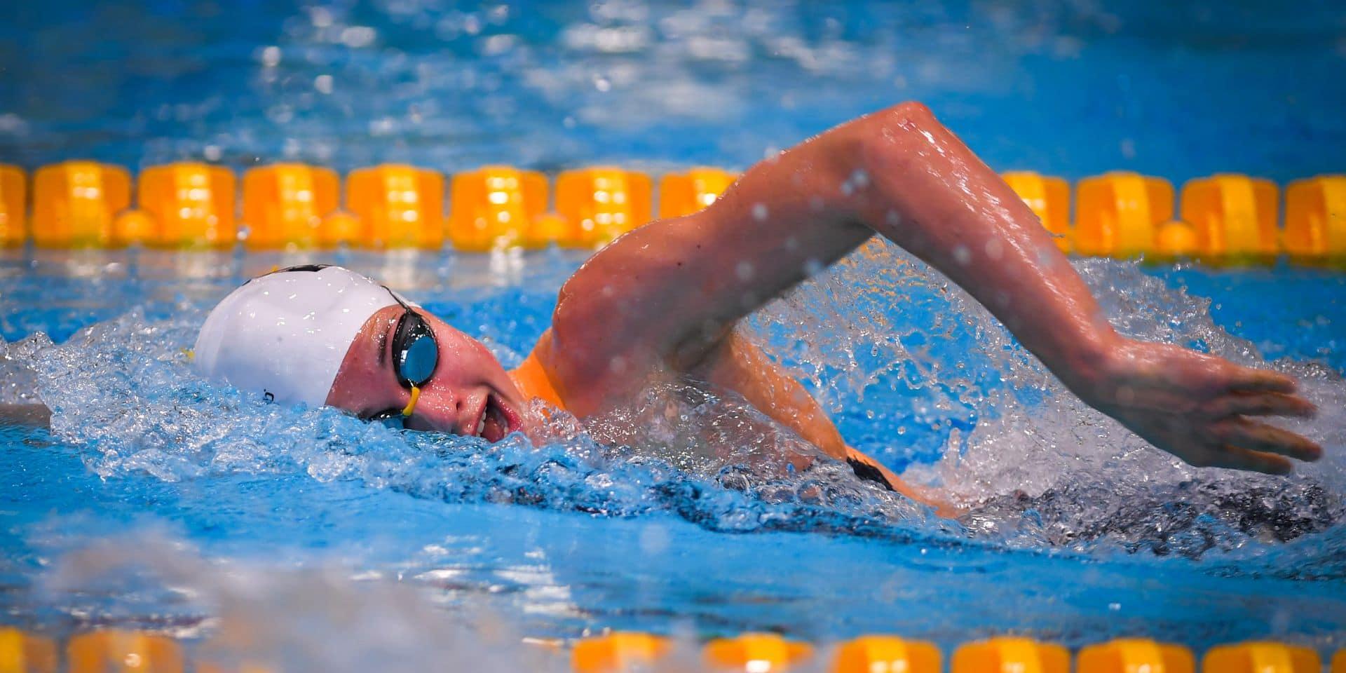 Mondiaux de natation: Fanny Lecluyse en demies du 200 m brasse, Valentine Dumont éliminée sur 100m nage libre malgré un nouveau record de Belgique