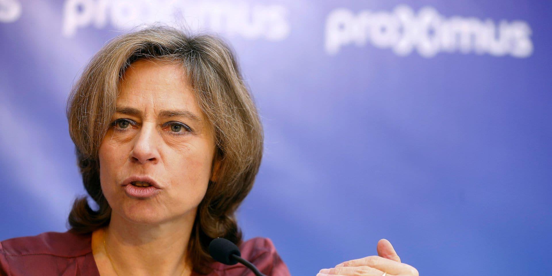 """Dominique Leroy déplore des règles trop strictes à Bruxelles: """"Aujourd'hui, on n'est même pas capable de faire les tests pour la 5G"""""""