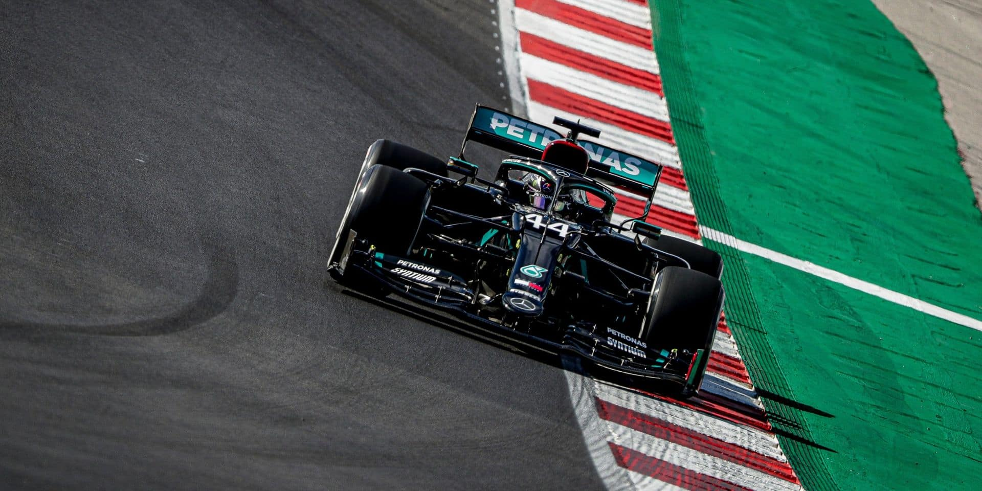 GP de Portugal: Hamilton arrache la pole position !