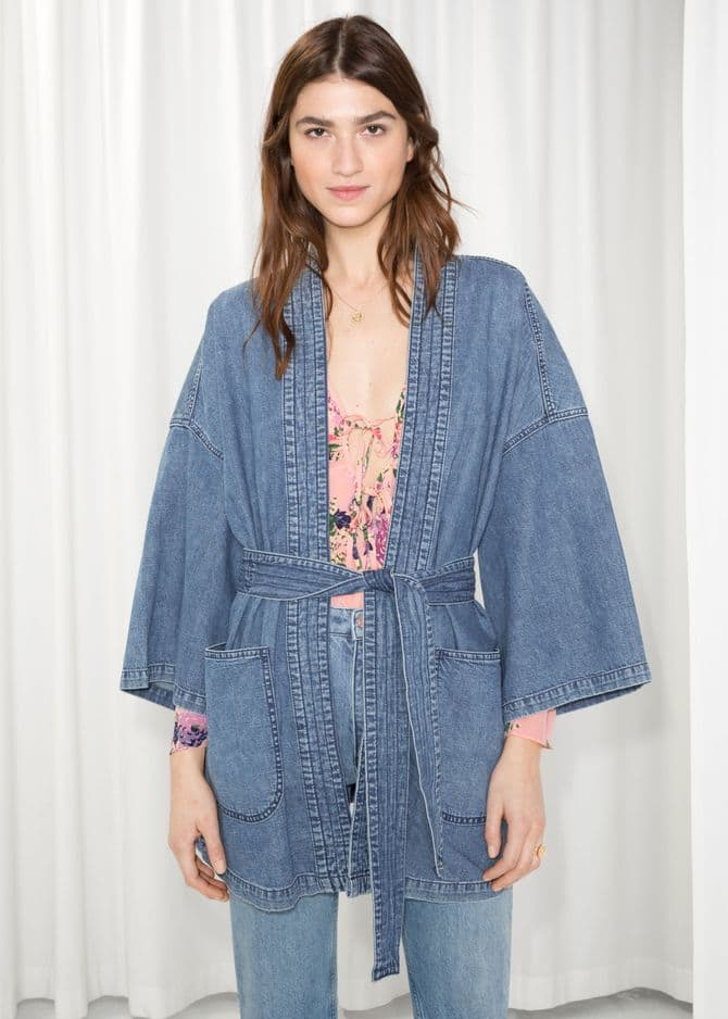 Denim:          & Other Stories,          79 euros