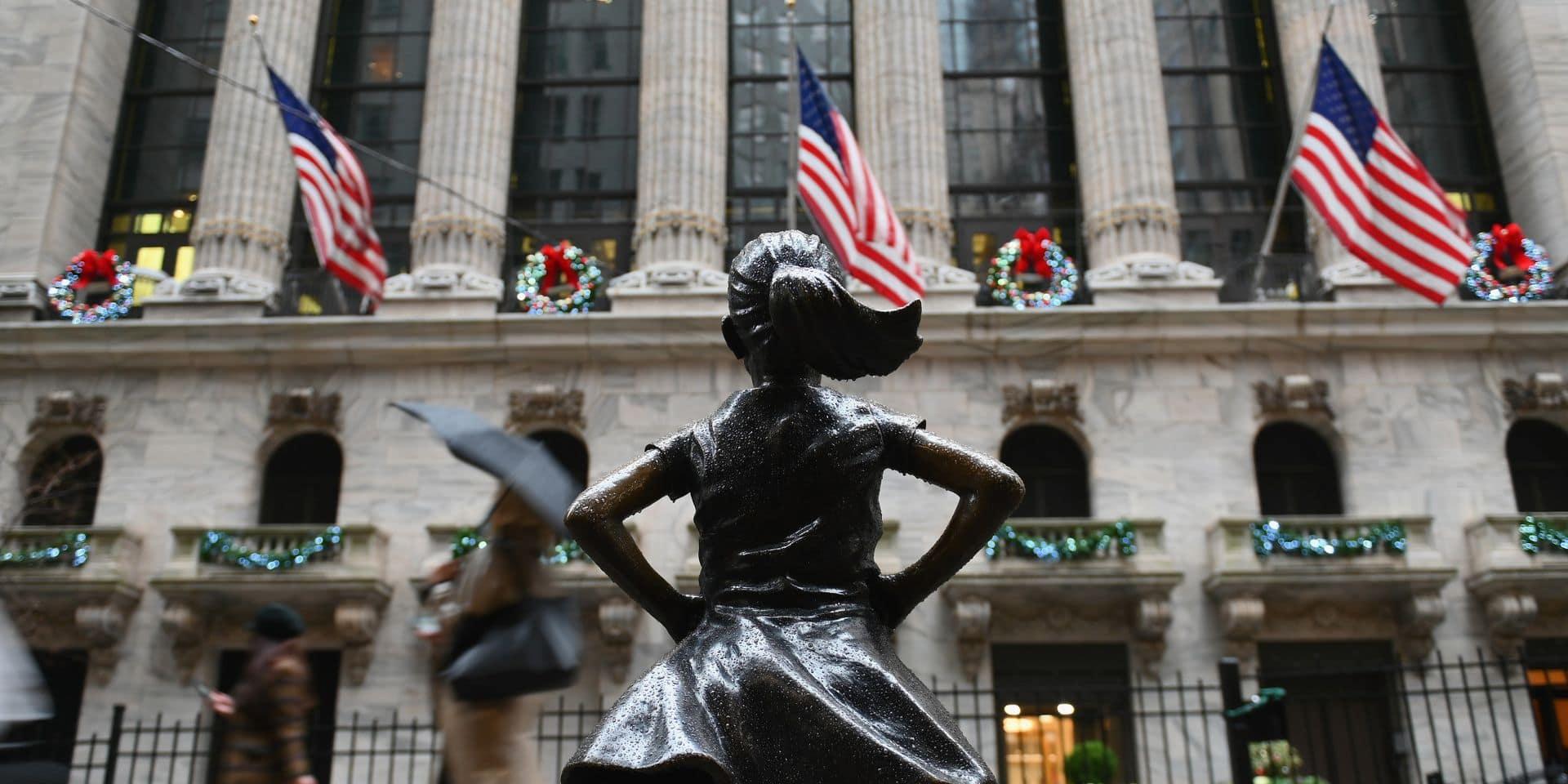 Wall Street repart en ordre dispersé