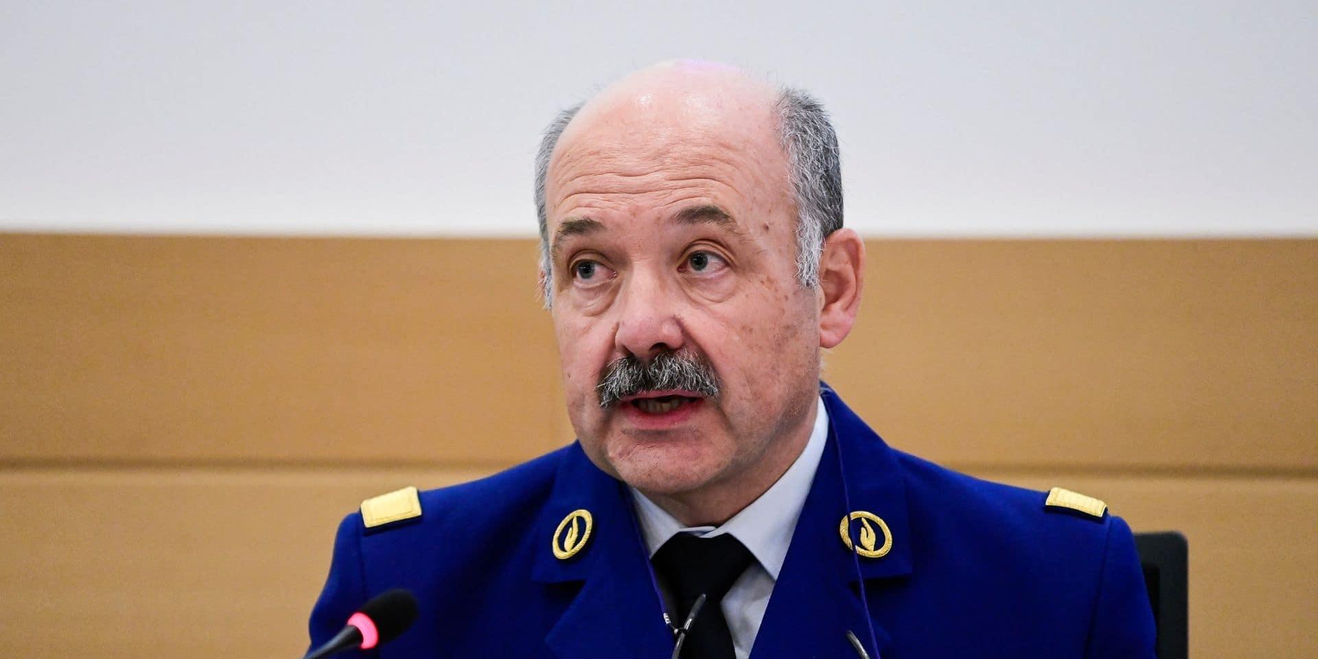 Eclaboussé par le scandale de l'affaire Chovanec, le numéro 2 de la police reprend ses fonctions