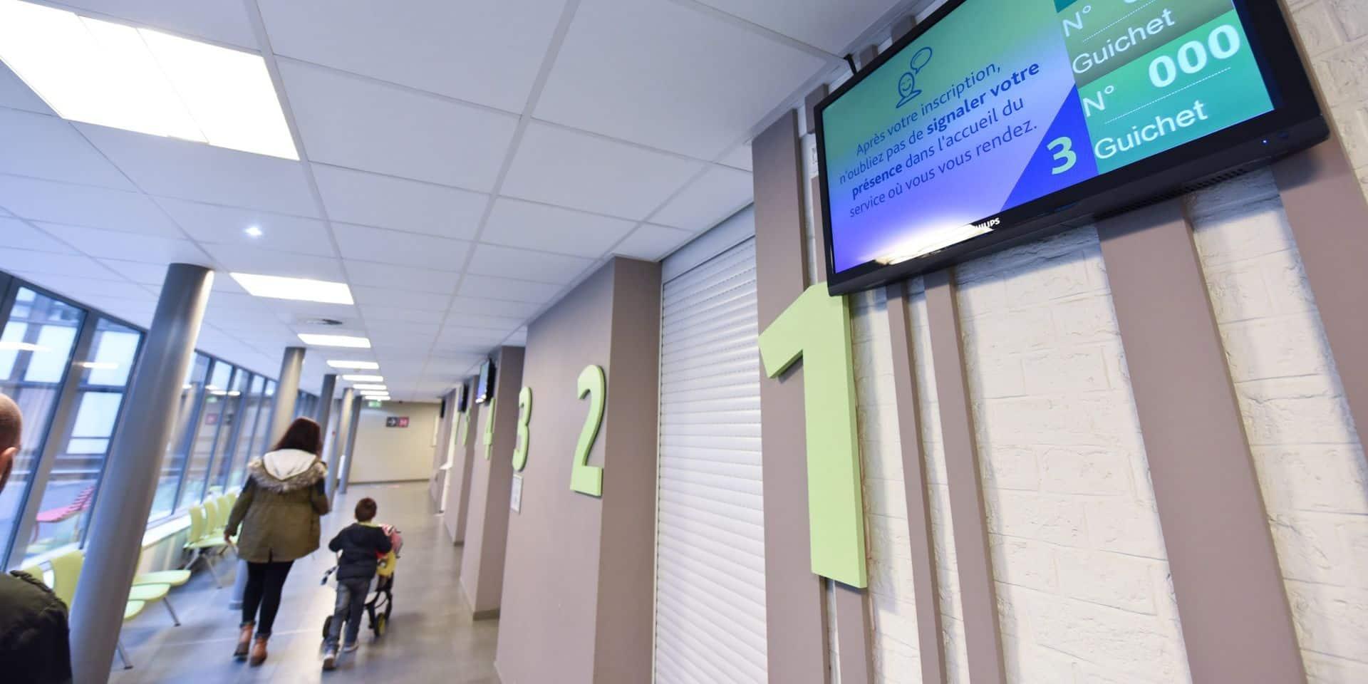 Le Parlement de Wallonie ouvre la voie à la collaboration des hôpitaux privés et publics