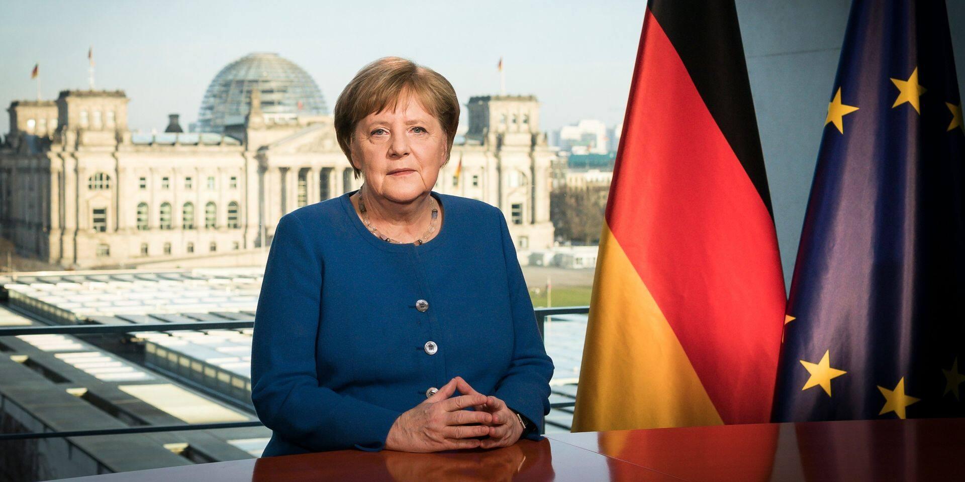 L'Allemagne interdit les rassemblements de plus de deux personnes