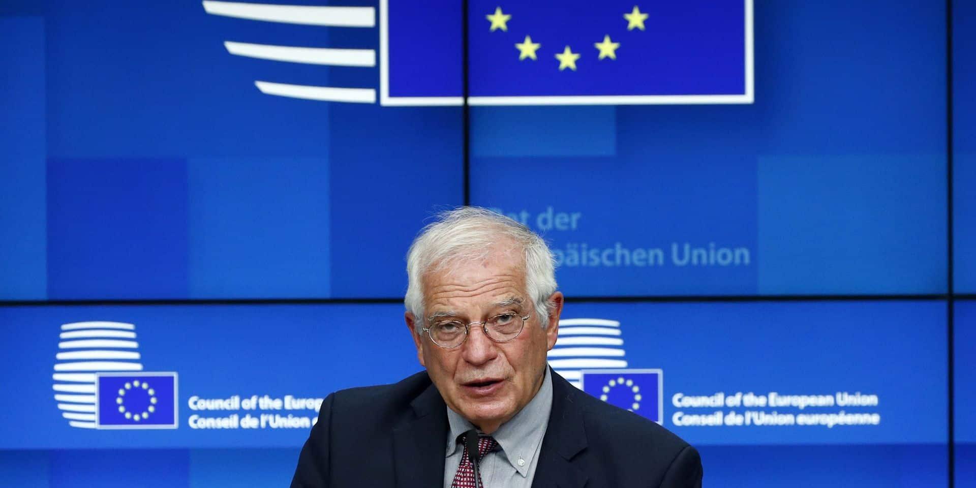 L'UE met en garde Pékin et coordonne son soutien à Hong Kong