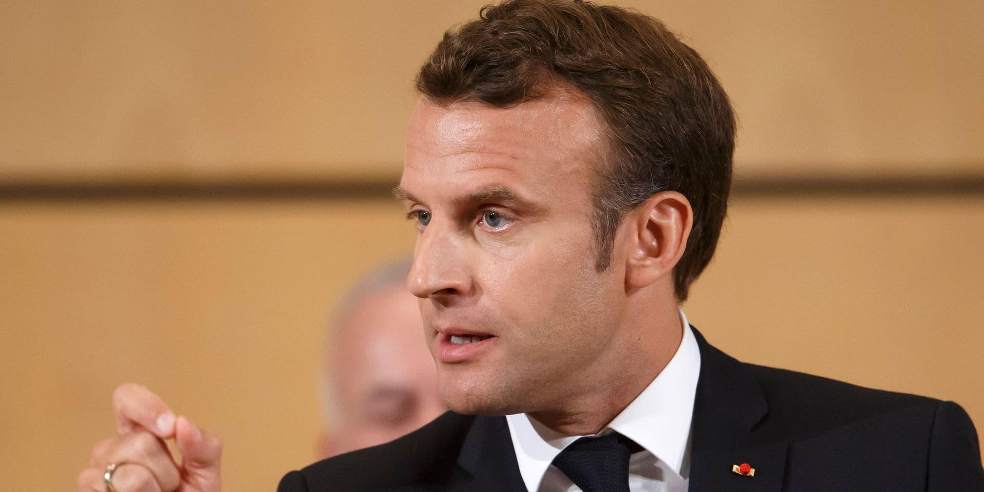 Cette erreur qu'Emmanuel Macron a reconnu avoir commise au cours de son mandat