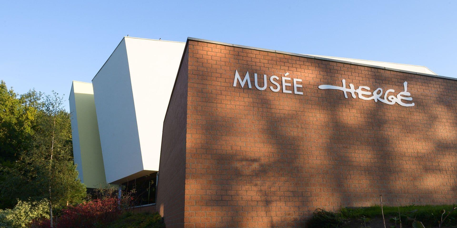 Le musée Hergé rouvrira le 22 mai