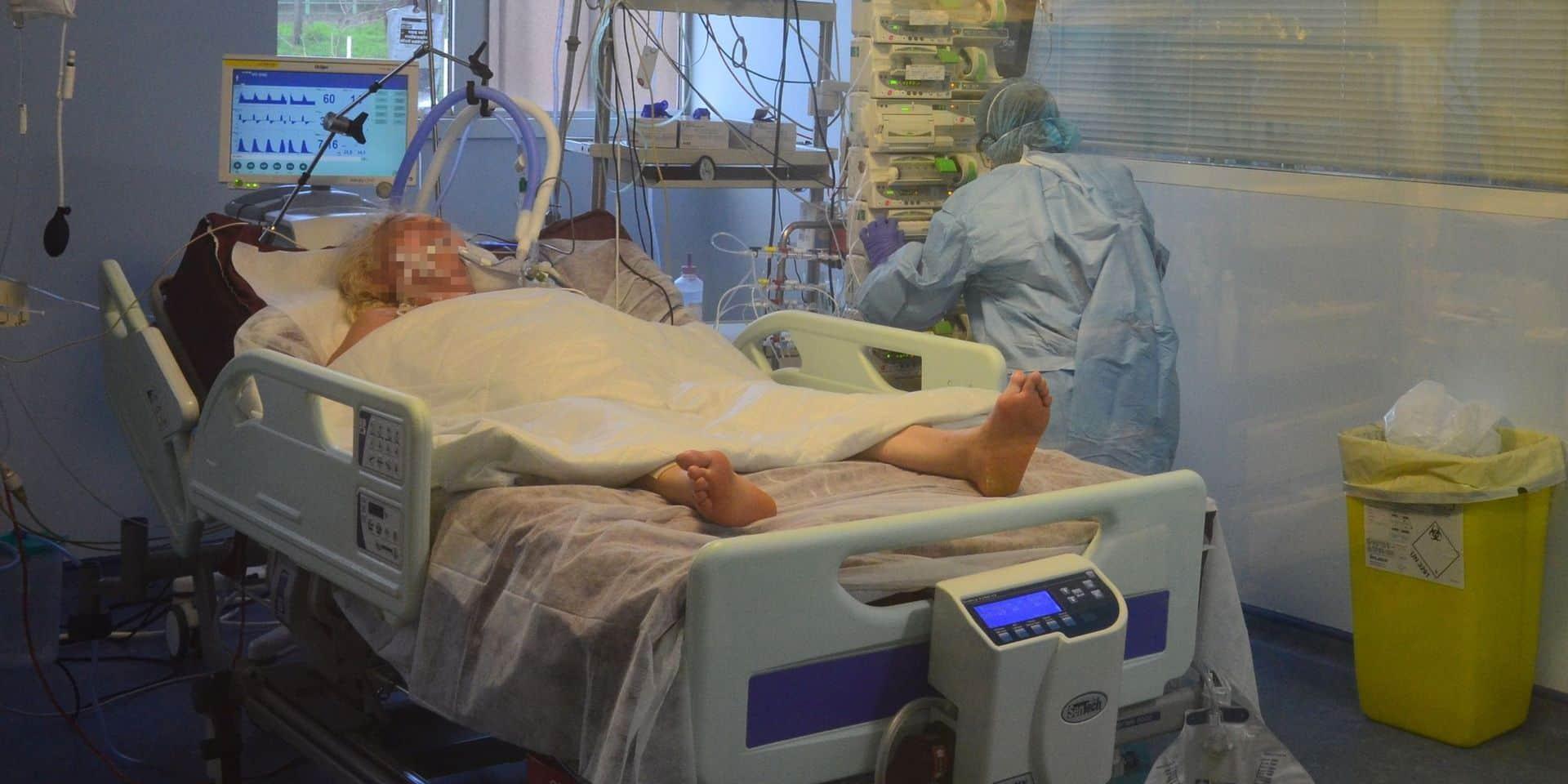 Trois médecins spécialistes, infectés par le coronavirus, sont hospitalisés dans un état grave