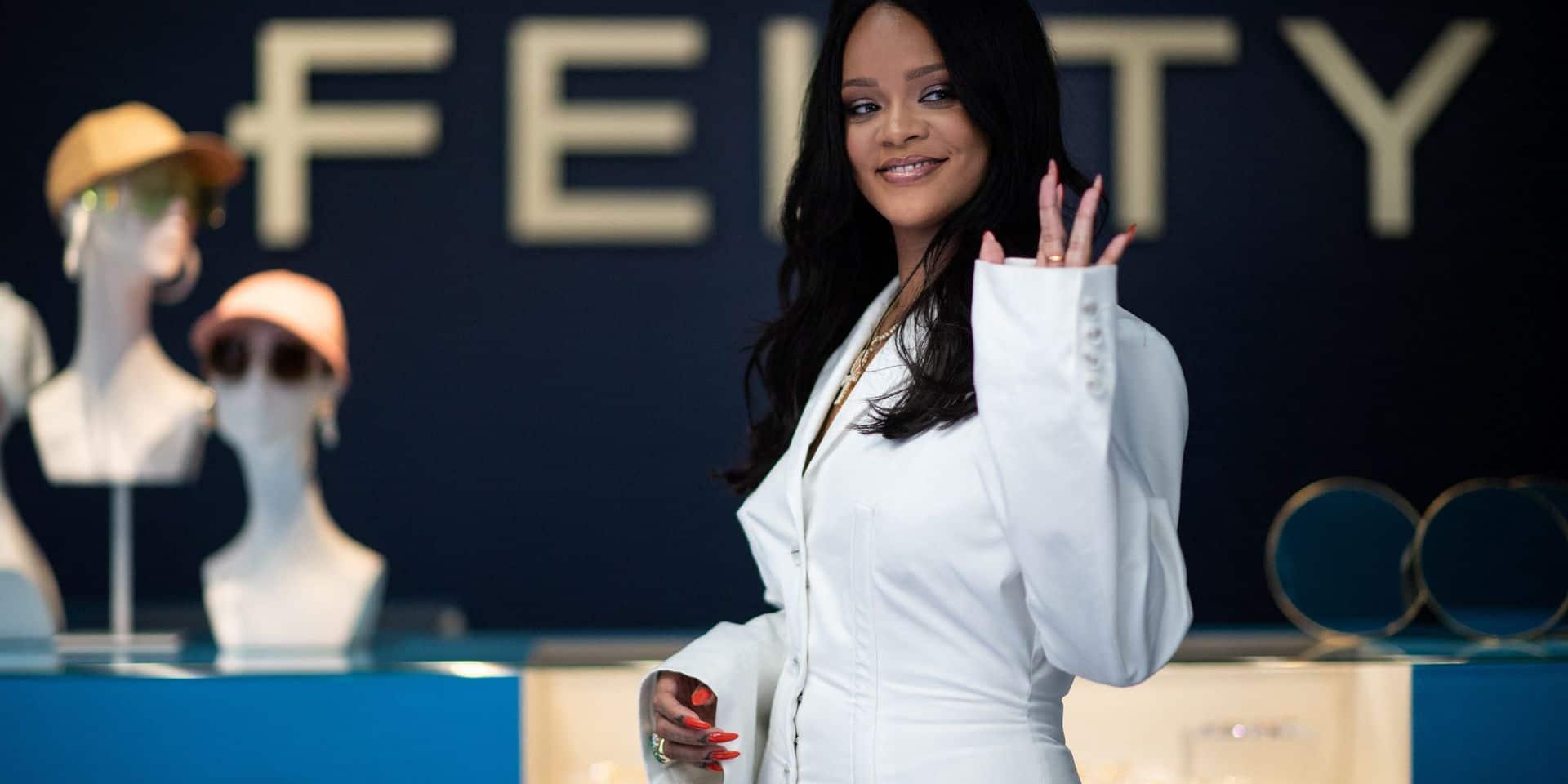La marque de prêt-à-porter lancée par LVMH et Rihanna fait une pause
