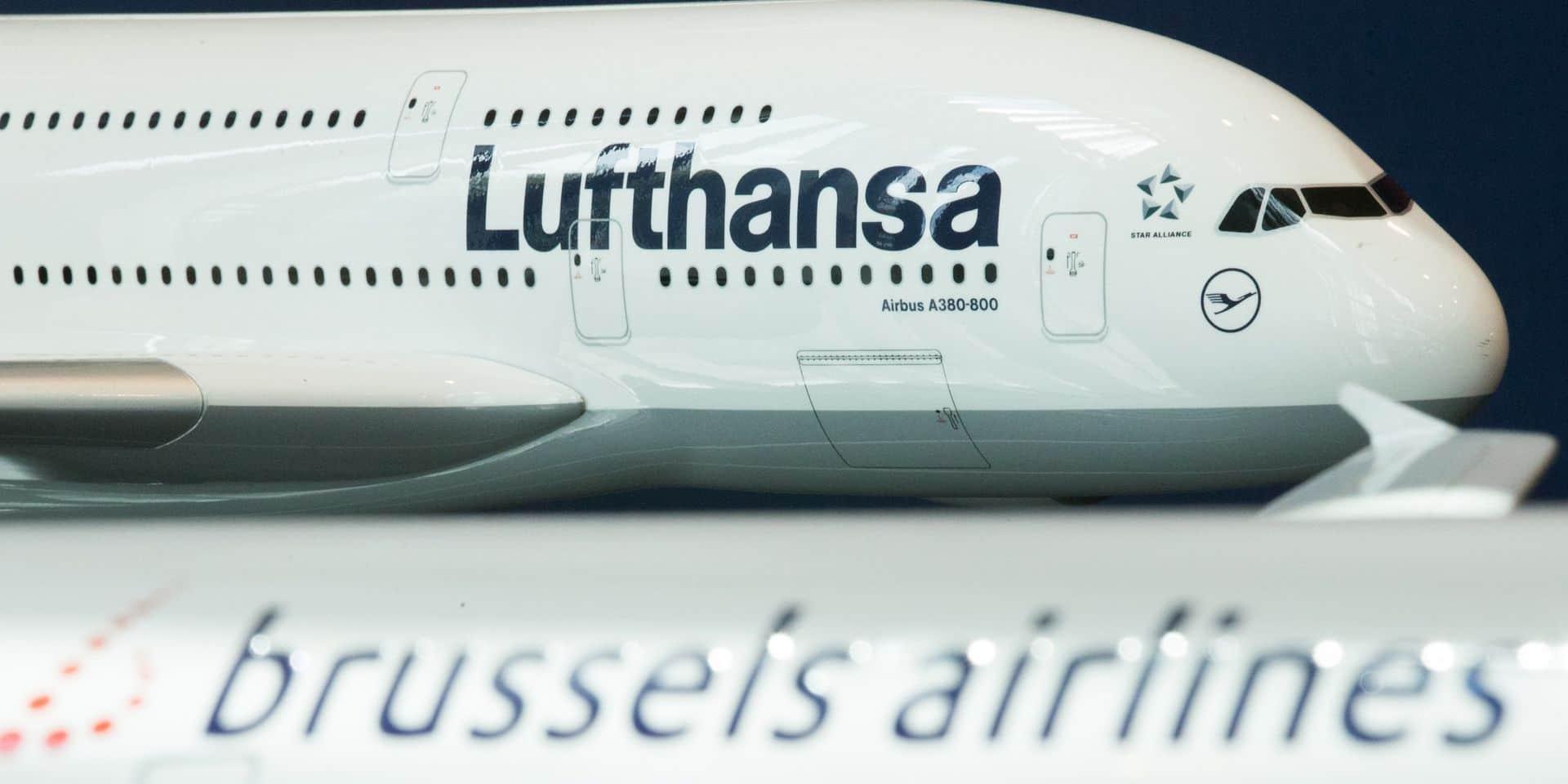 Pourquoi Lufthansa met Brussels Airlines au pain sec