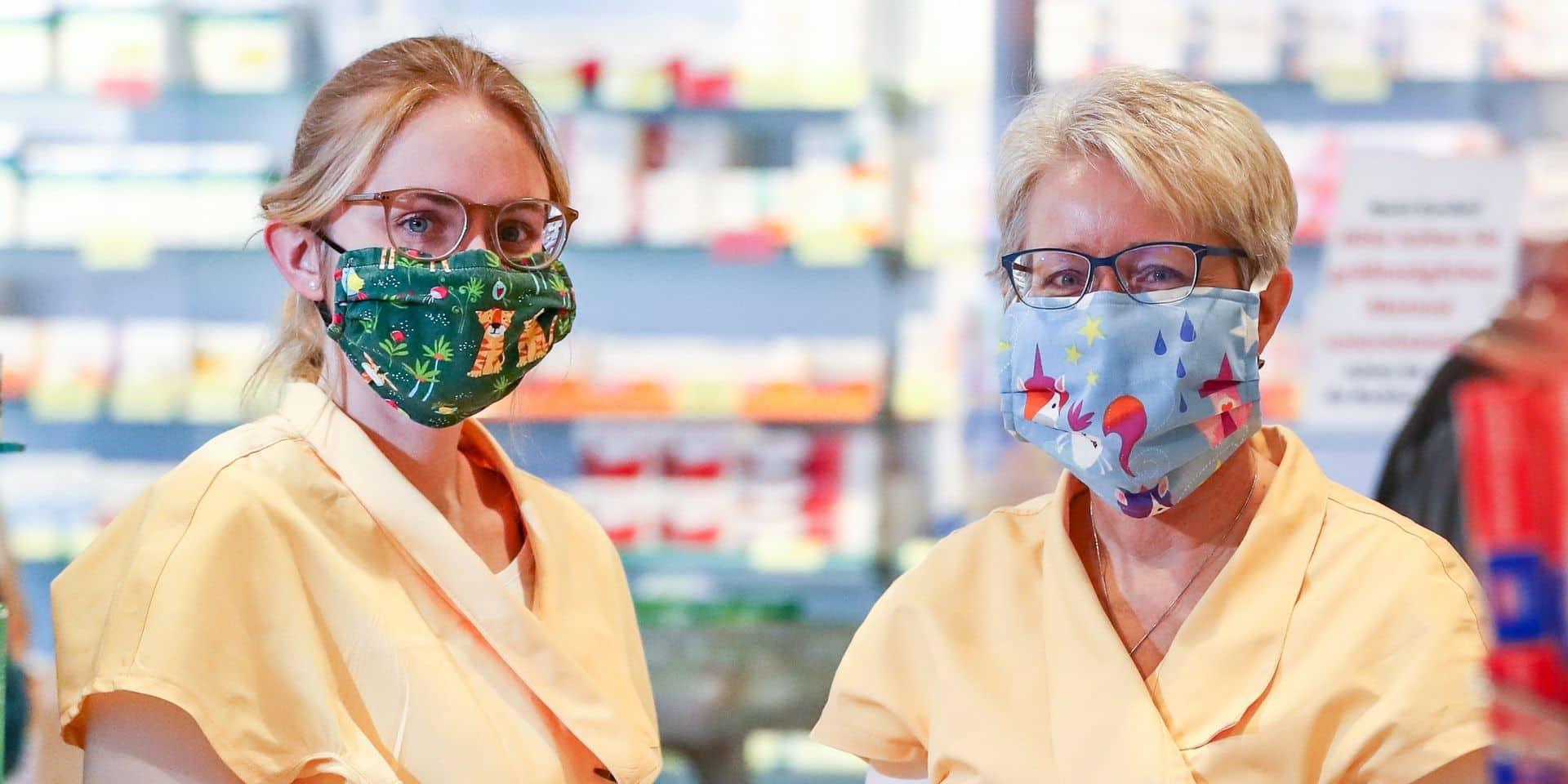 La Ville de Jodoigne va distribuer un masque à tous ses habitants