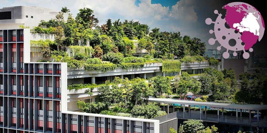 """La ville de demain : """"Un urbanisme dans lequel espaces publics et privés s'interpénètrent"""""""