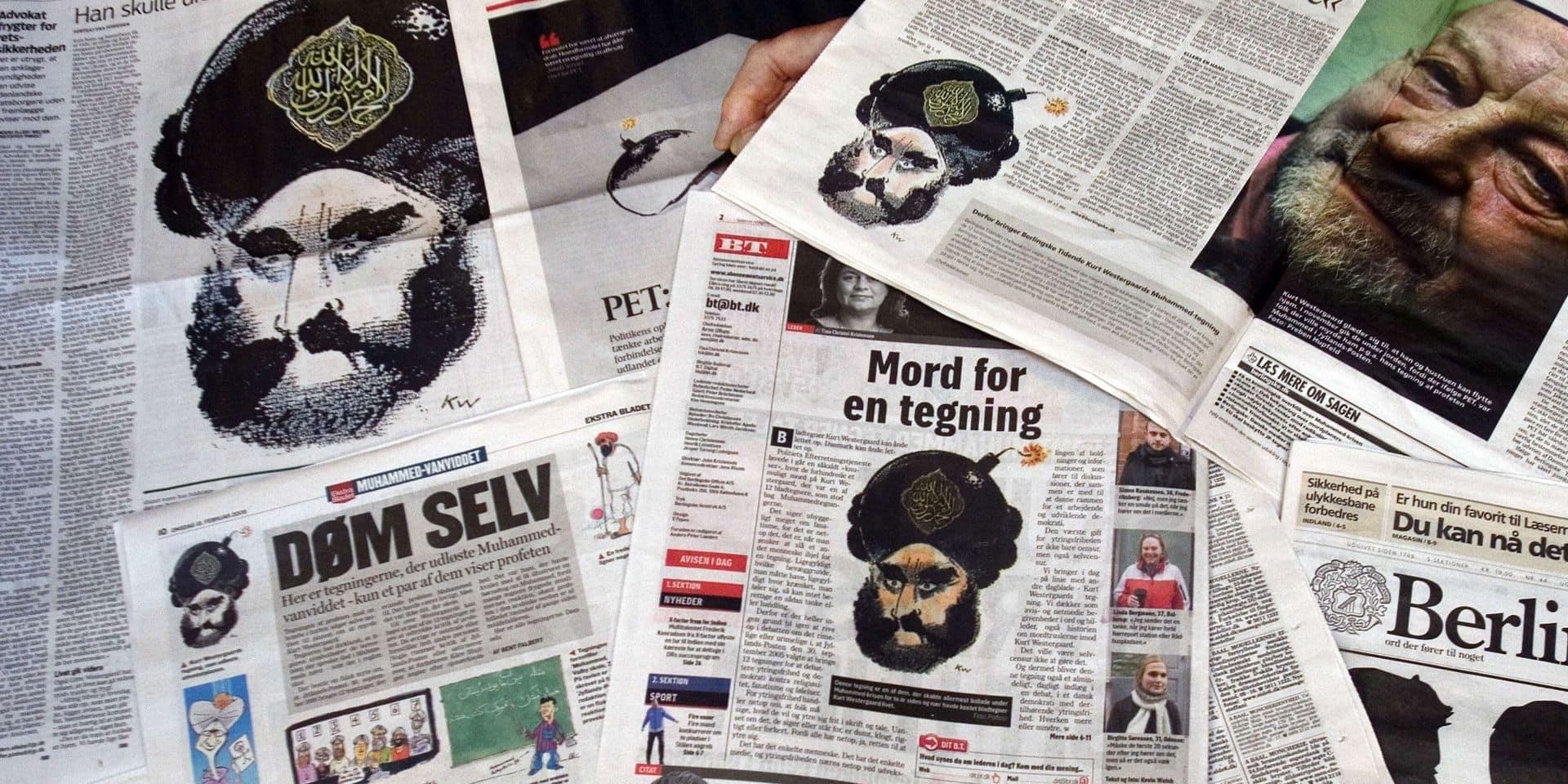 """Au quotidien danois """"Jyllands-Posten"""", la sécurité des journalistes prime désormais: """"Nous y perdons une part de notre liberté d'expression"""""""
