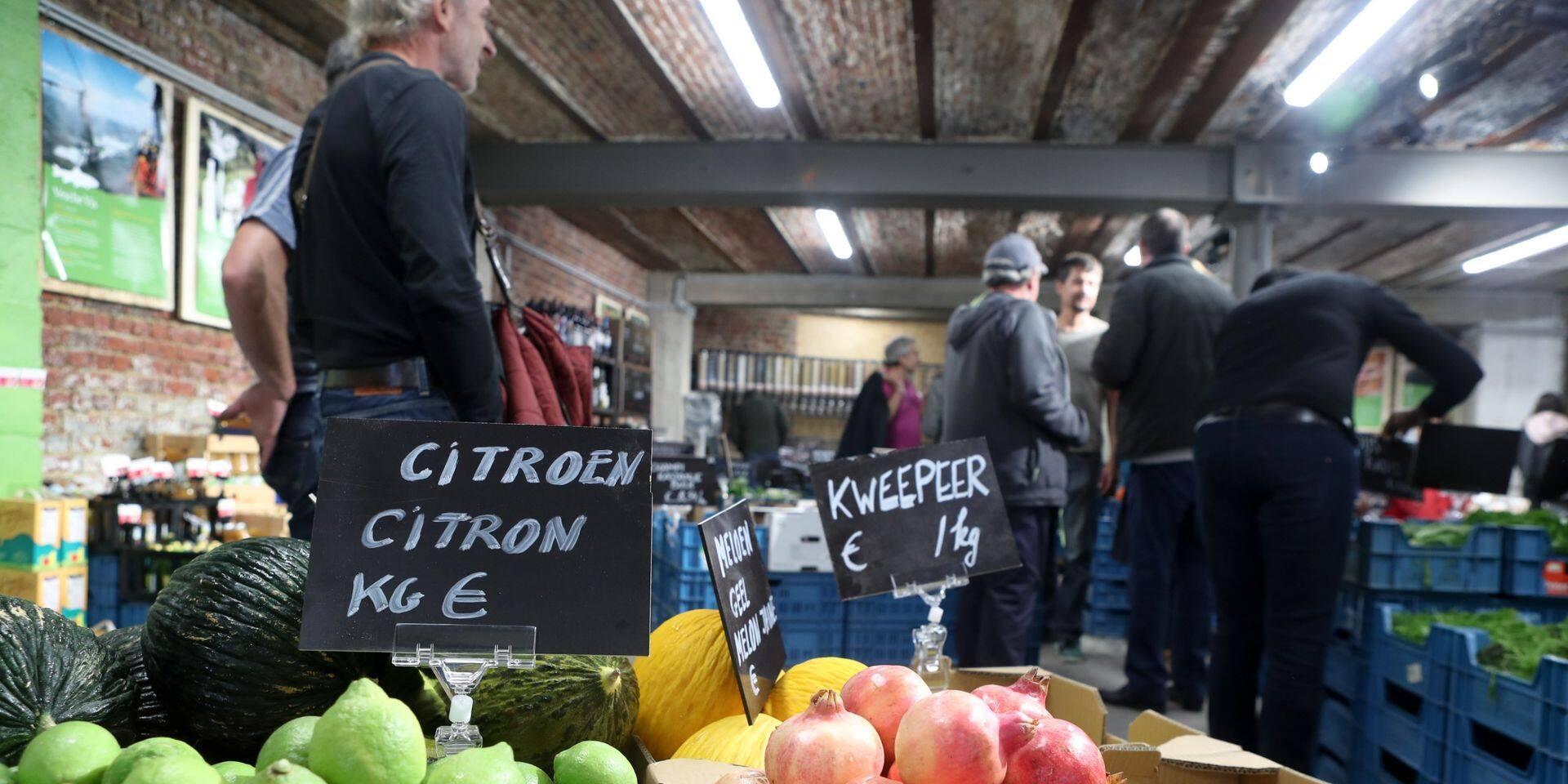 Plus qu'avant la crise, le Belge veut consommer local, équitable et bio